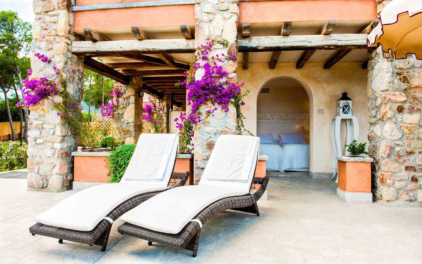 Relax at the Hotel Villa del Re