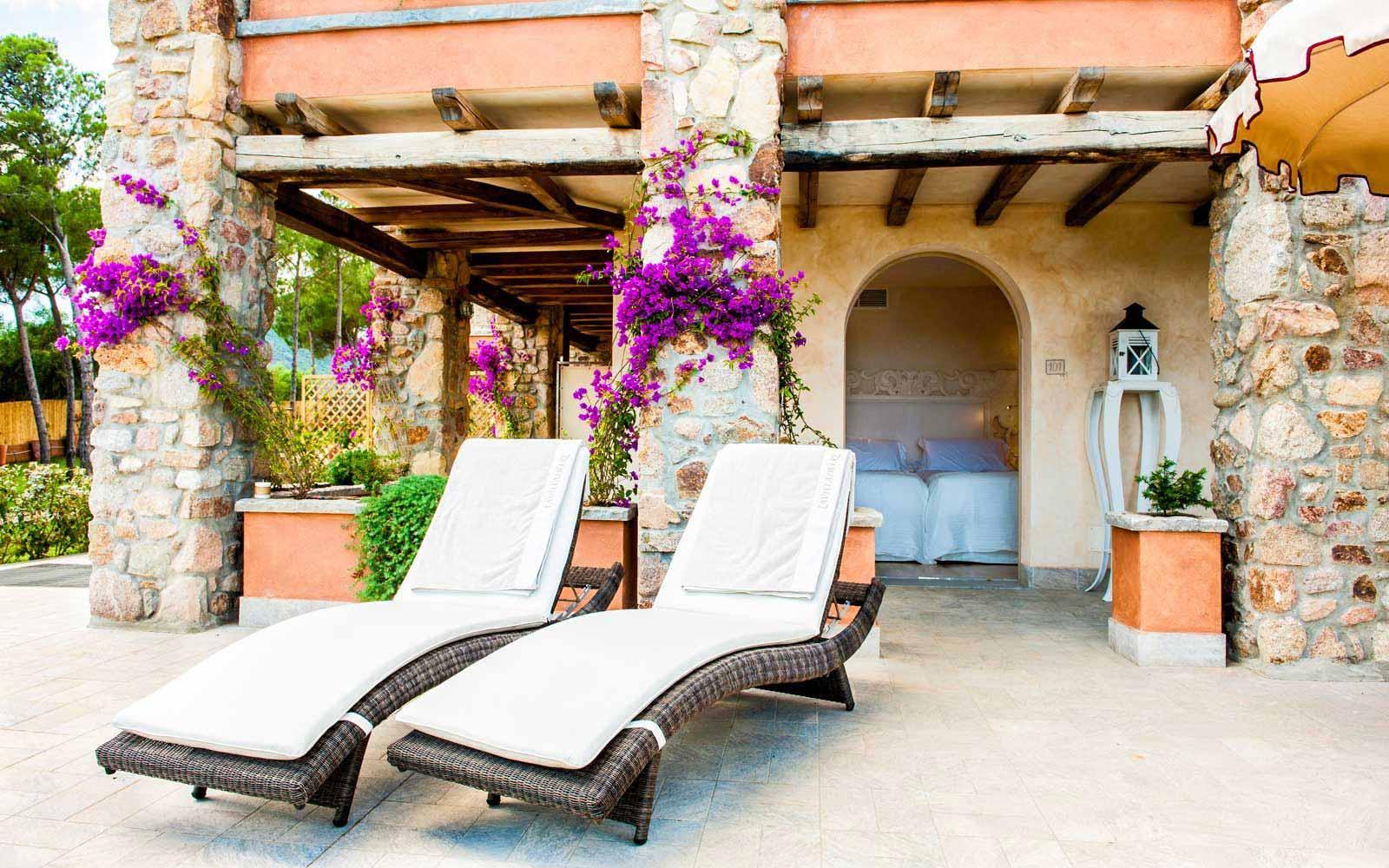 Relax at the Hotel Villa del Re