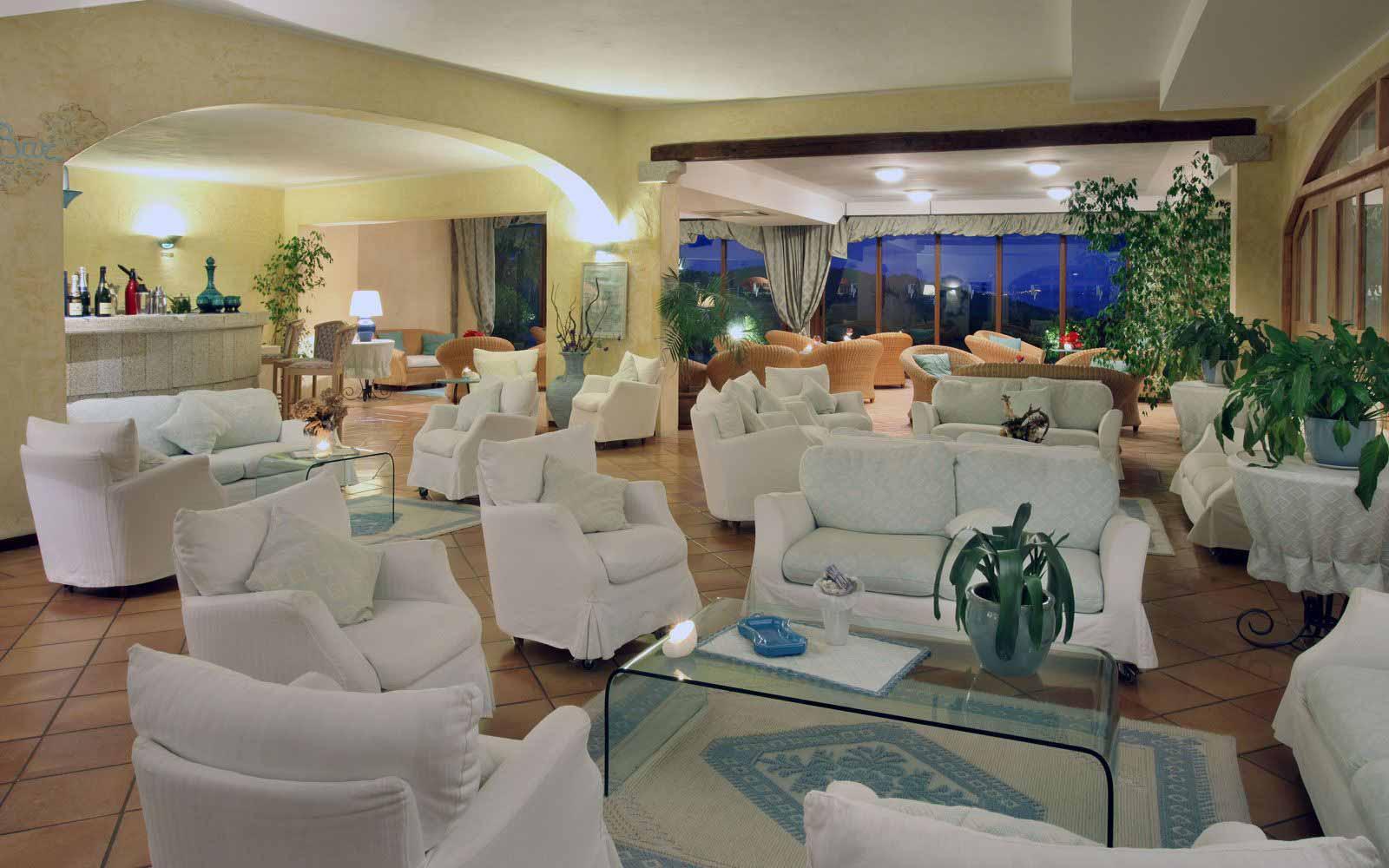 Reception at Hotel Pulicinu