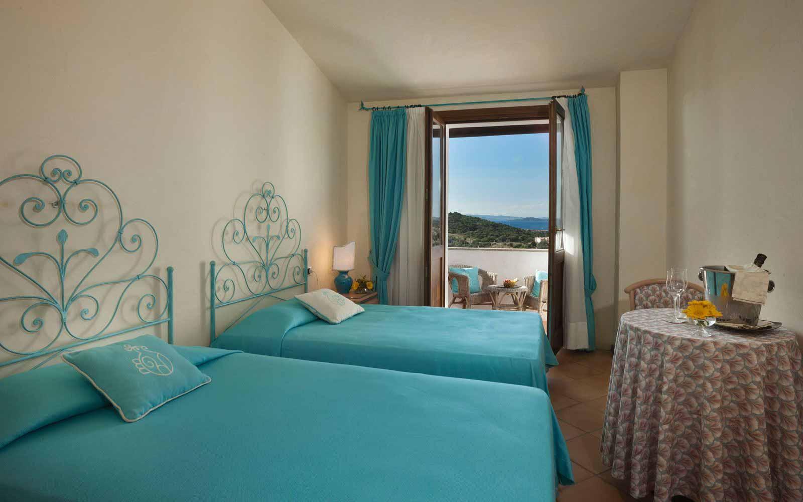 Classic sea view room Hotel Pulicinu