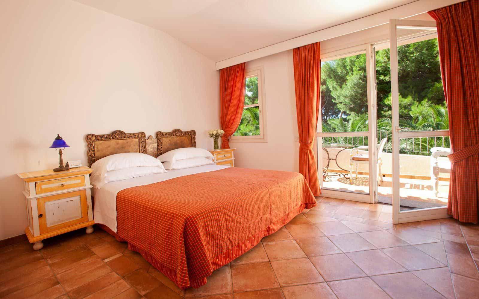 Prestige room at Hotel Caterina