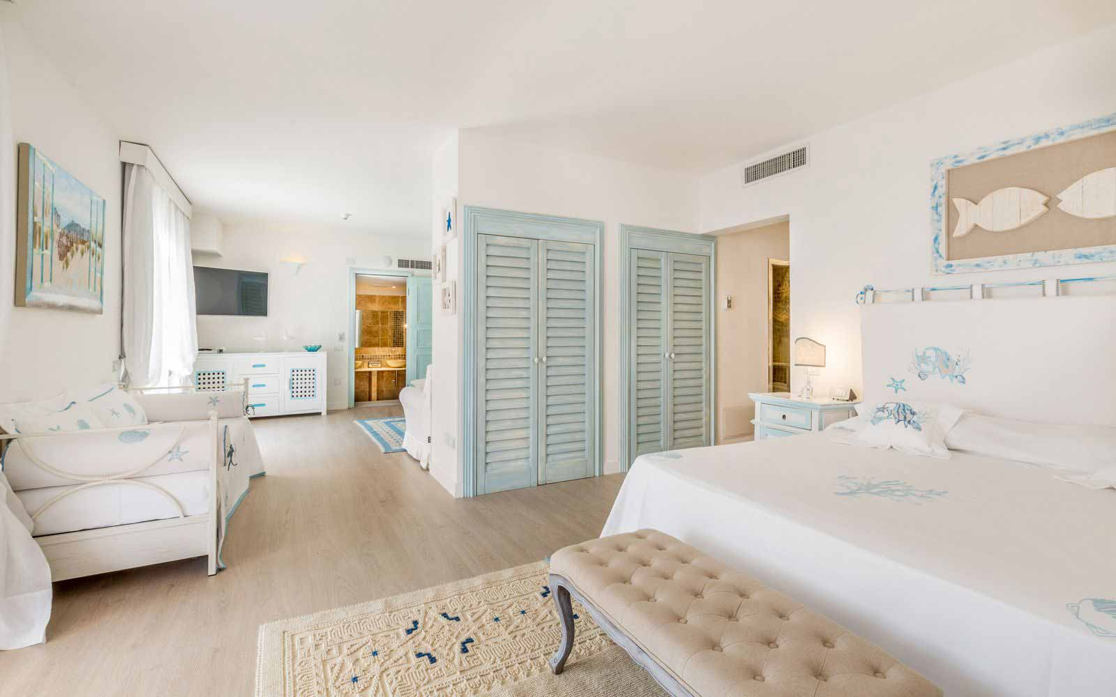Suite at Hotel Cala Caterina