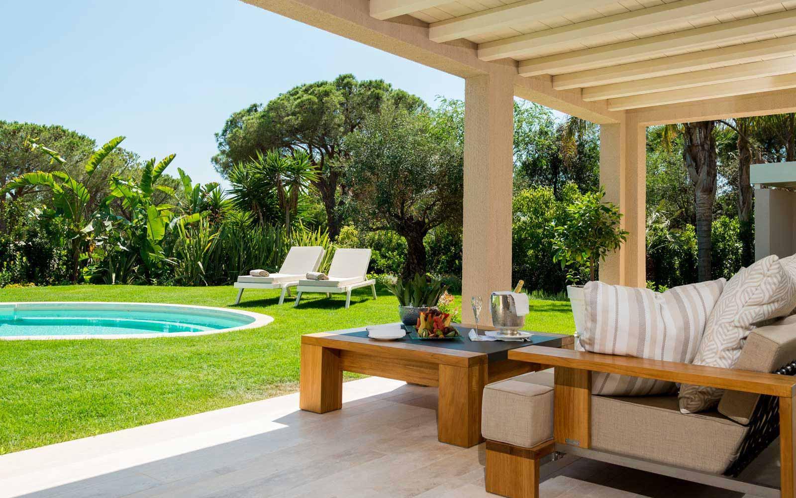 Villa Lavinia exterior at Forte Village Resort