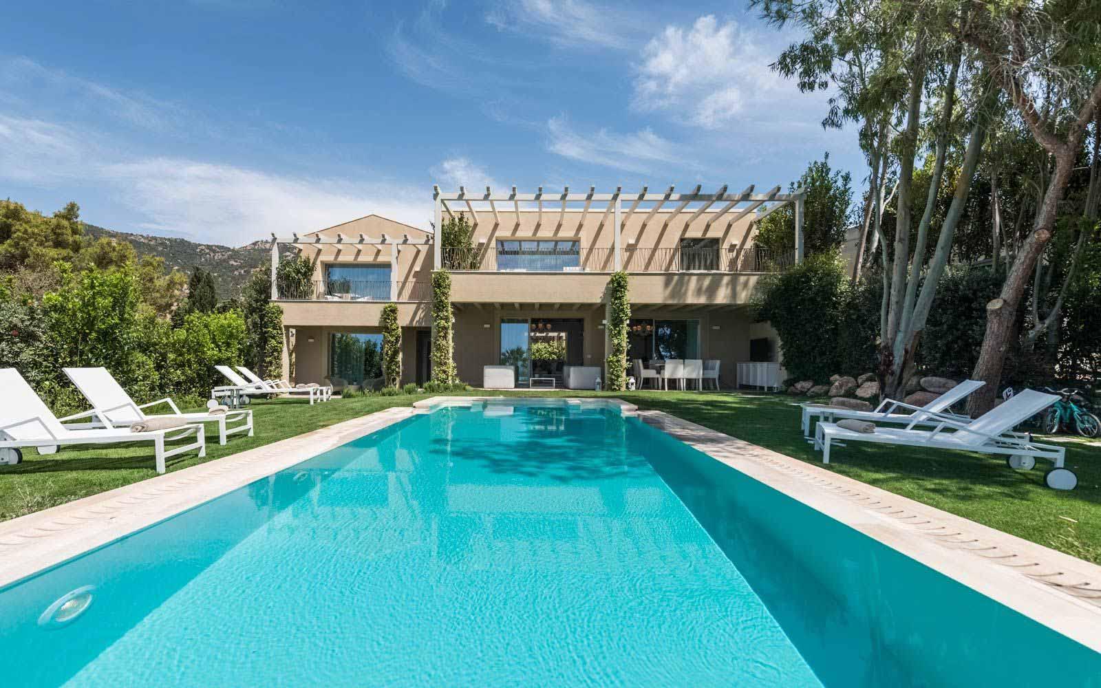 Villa Margherita at Forte Village Resort