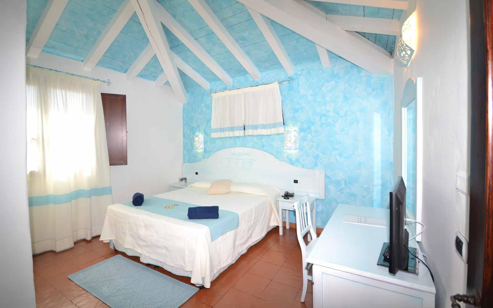 Superior room at Galanias Hotel