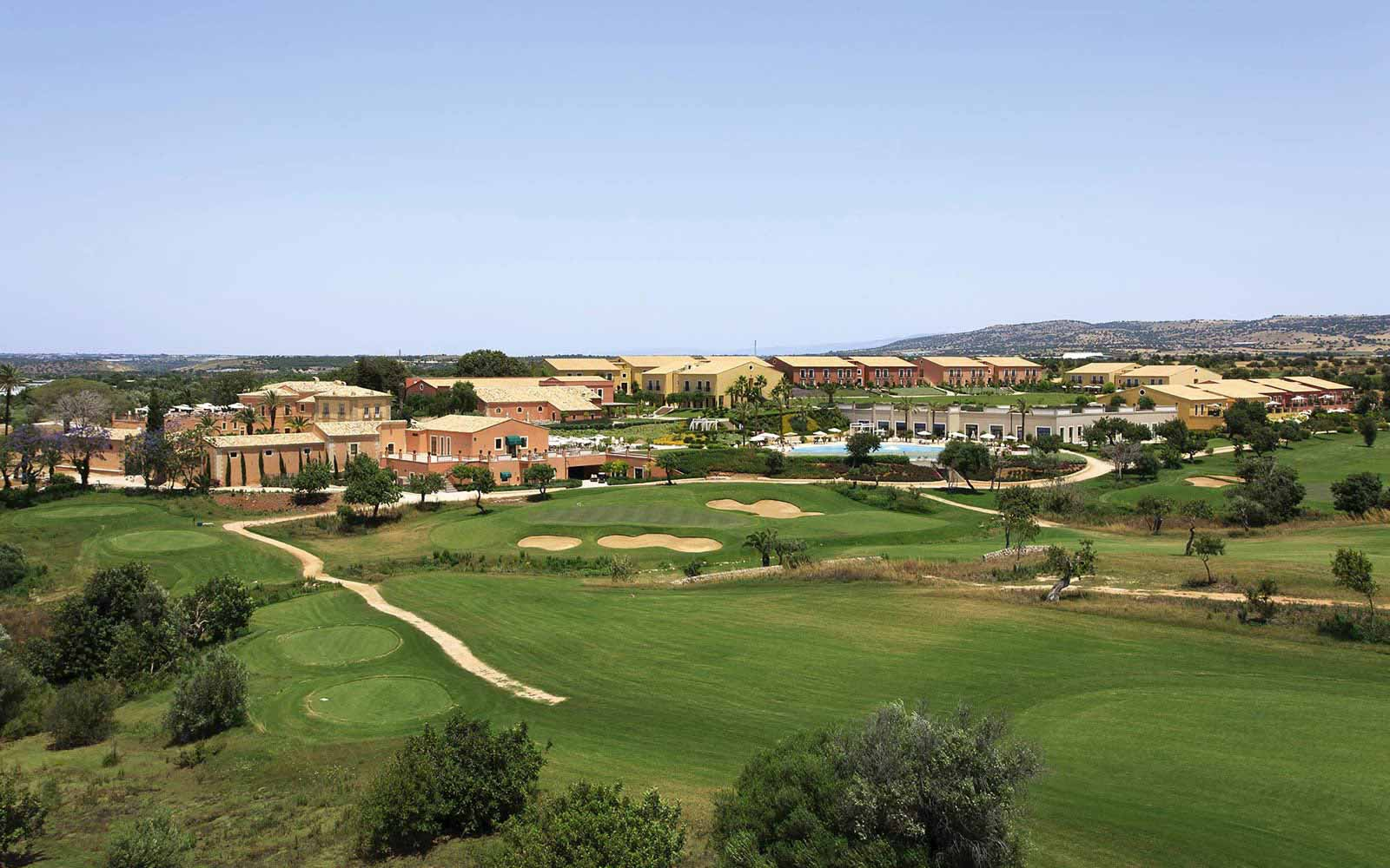 View of Donnafugata Golf Resort & Spa