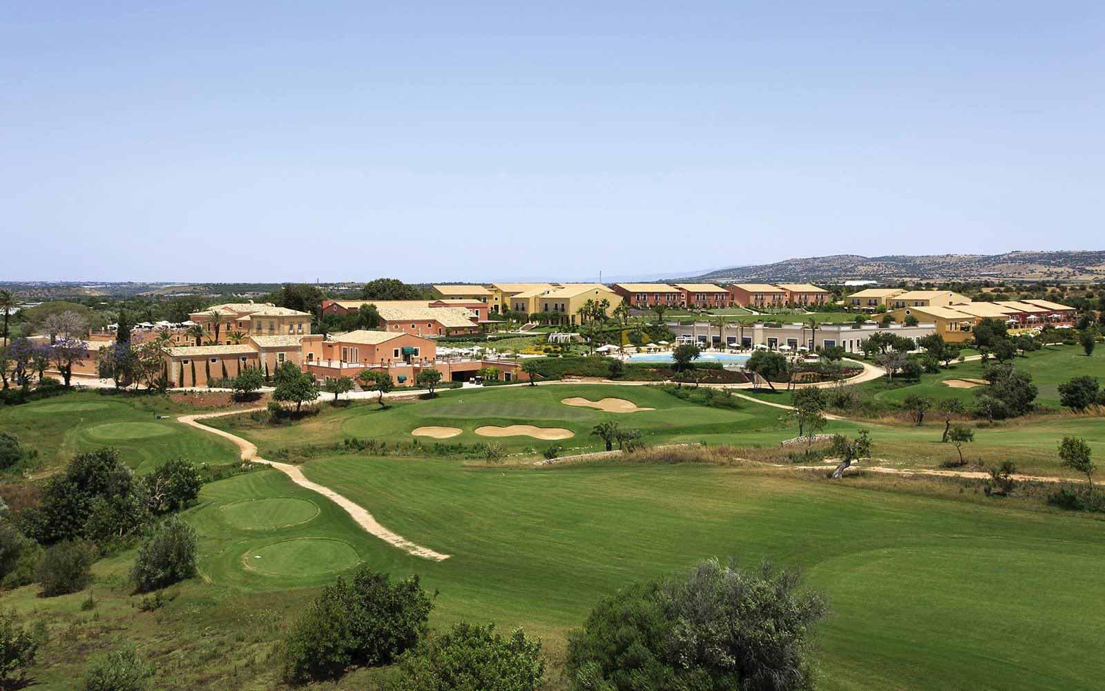View of Donnafugata Golf Resort & Spa