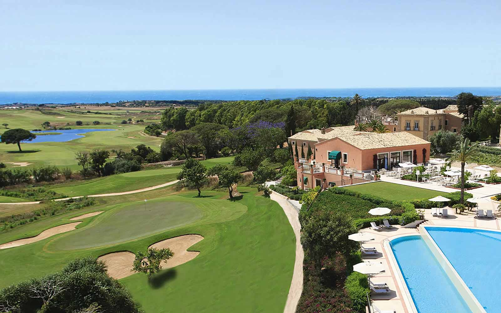 Donnafugata Golf Resort & Spa external view