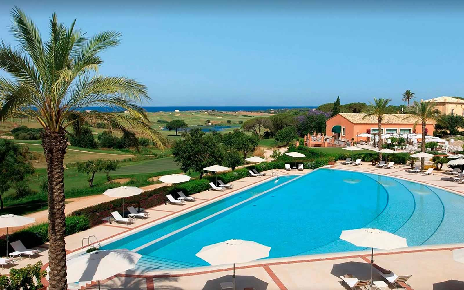 Pool at Donnafugata Golf Resort & Spa