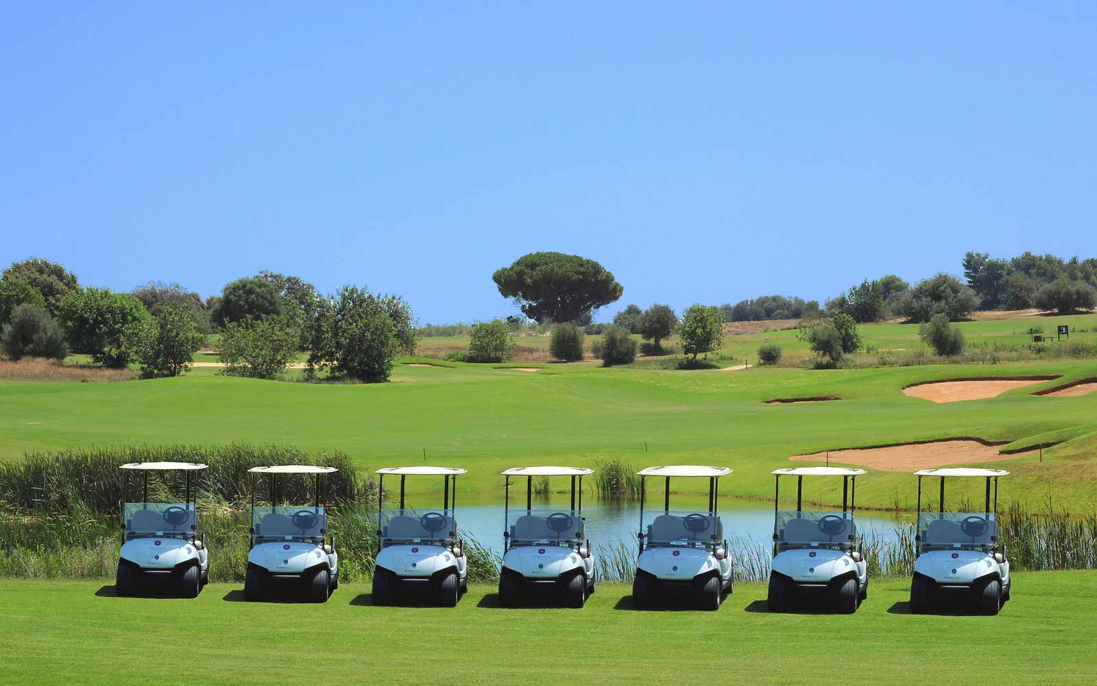 Golf at Donnafugata Golf Resort & Spa