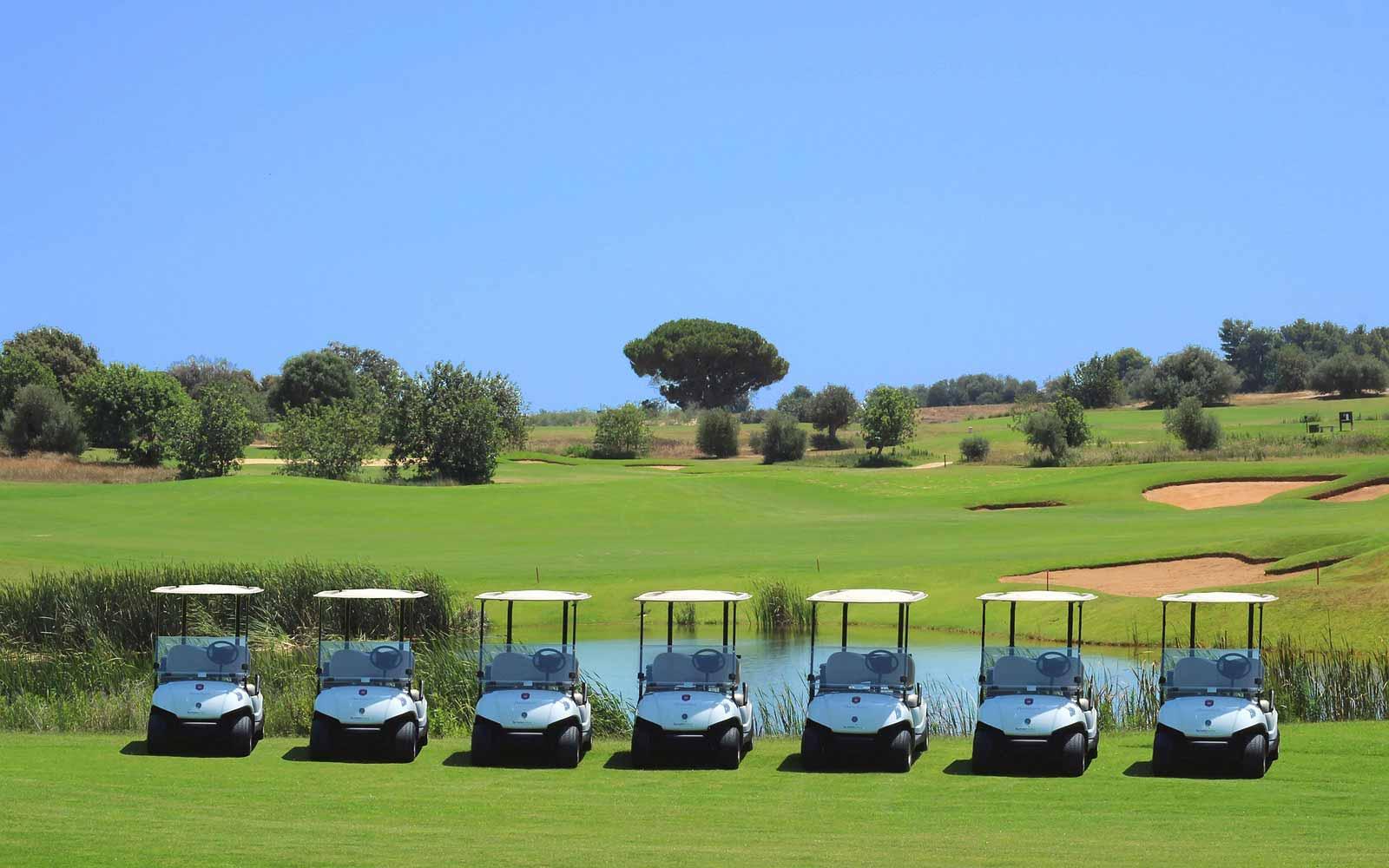 Golf at Donnafugata Golf Resort & Spa