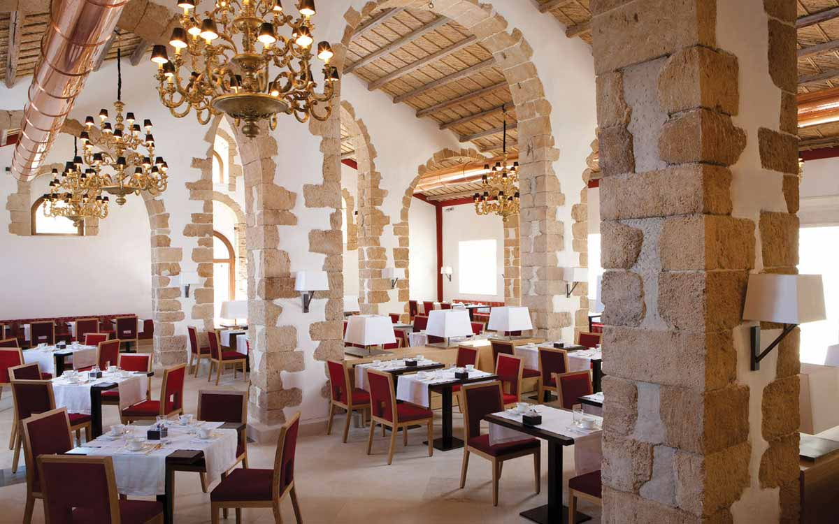 Il Ficodindia restaurant at Donnafugata Golf Resort & Spa