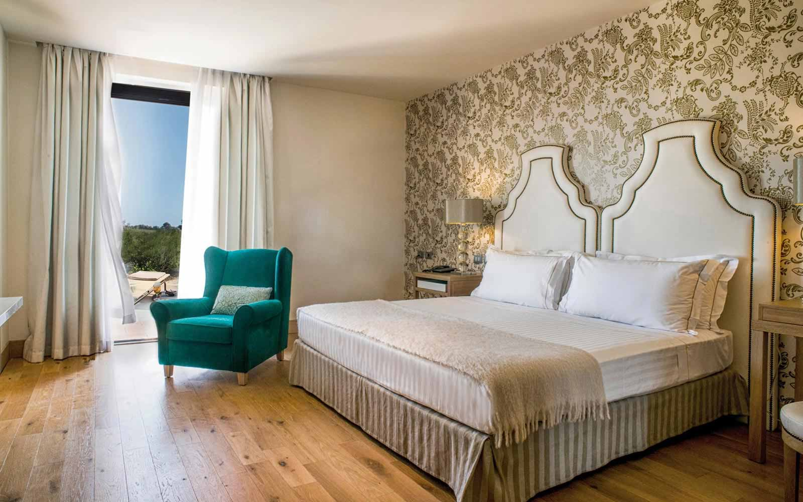Premium with patio room at Donnafugata Golf Resort & Spa