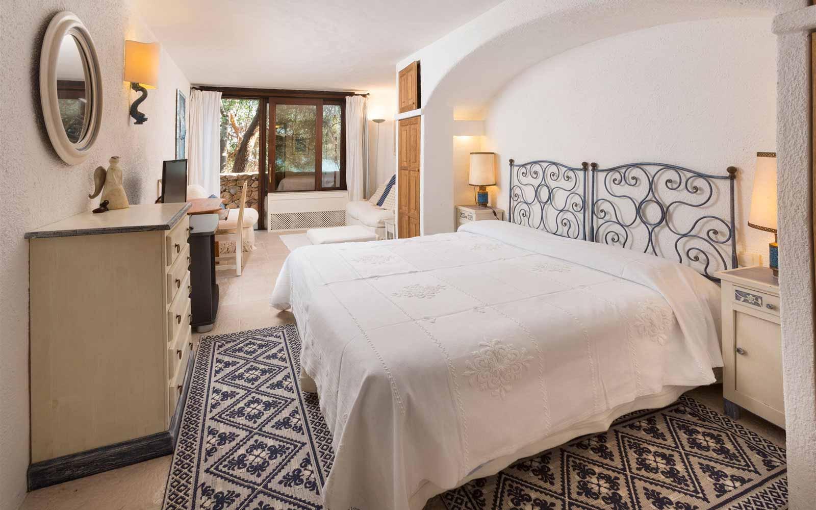 Bedroom at Villa Stella del Nord