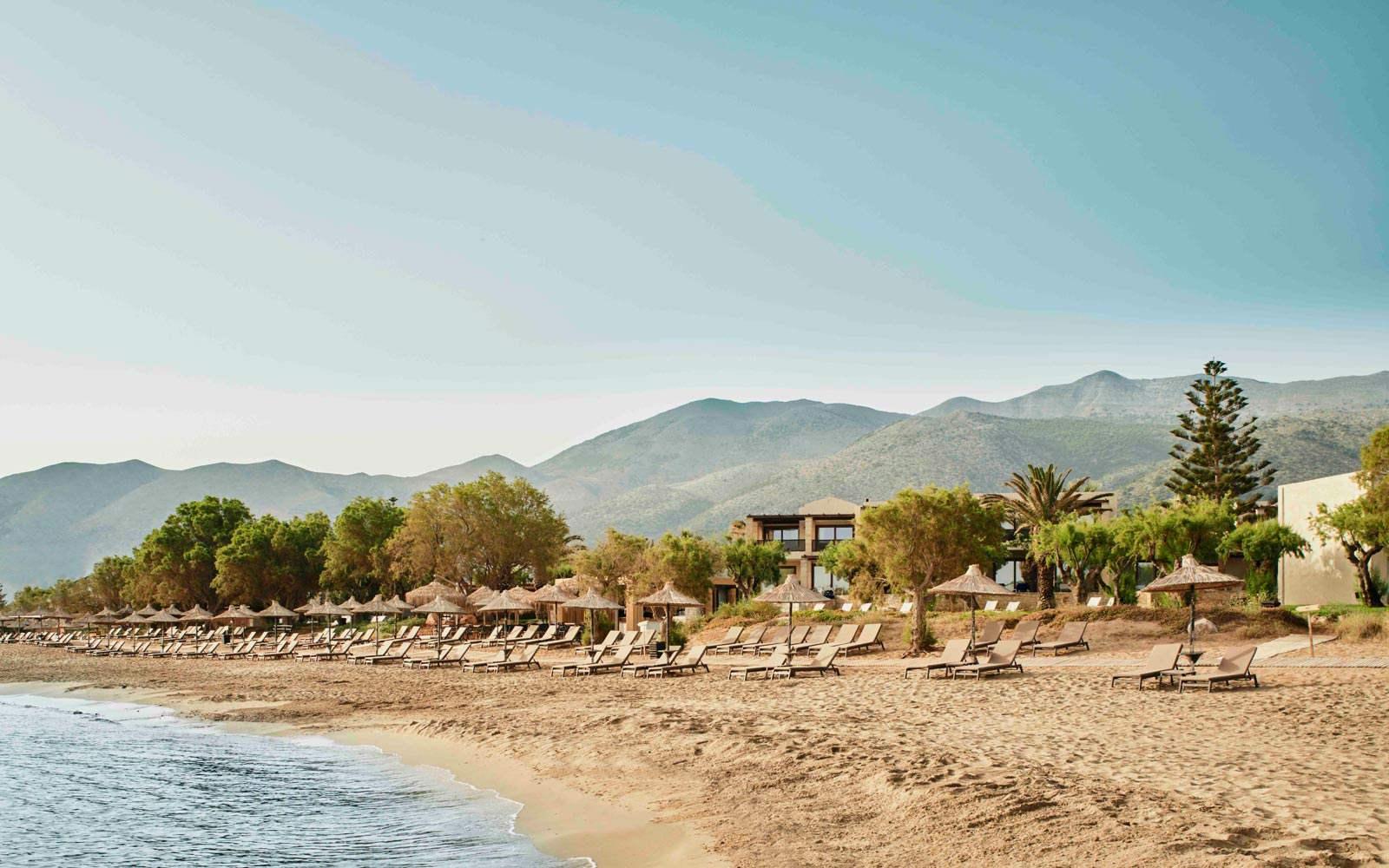 Cretan Malia Park Resort Lobby