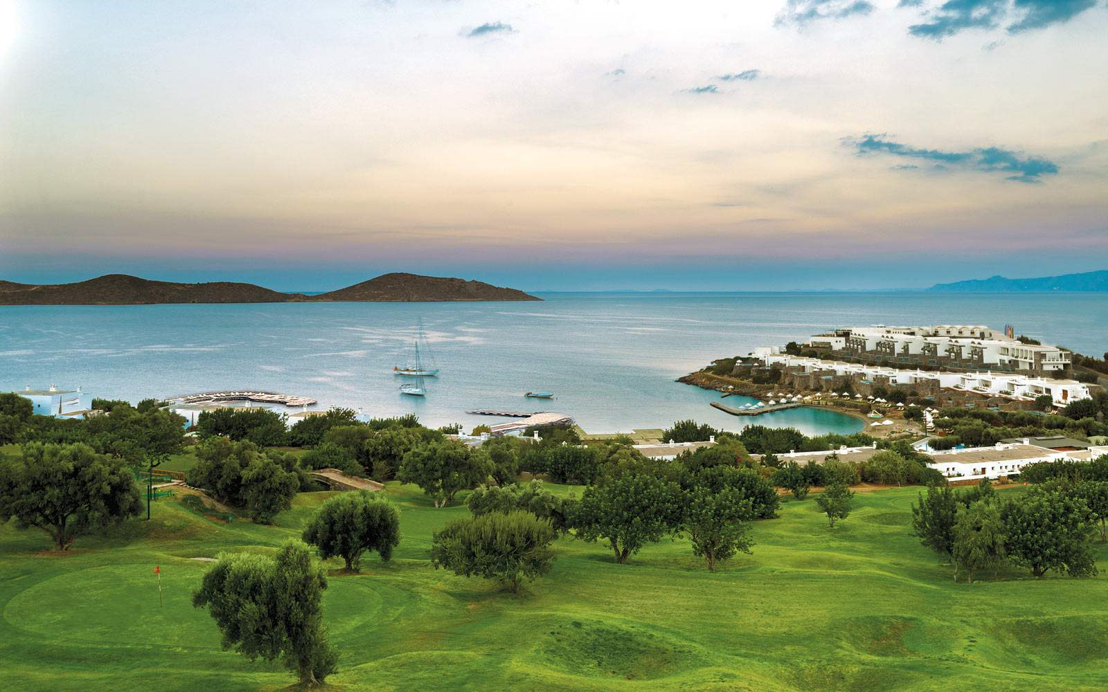 Porto Elounda Golf & Spa