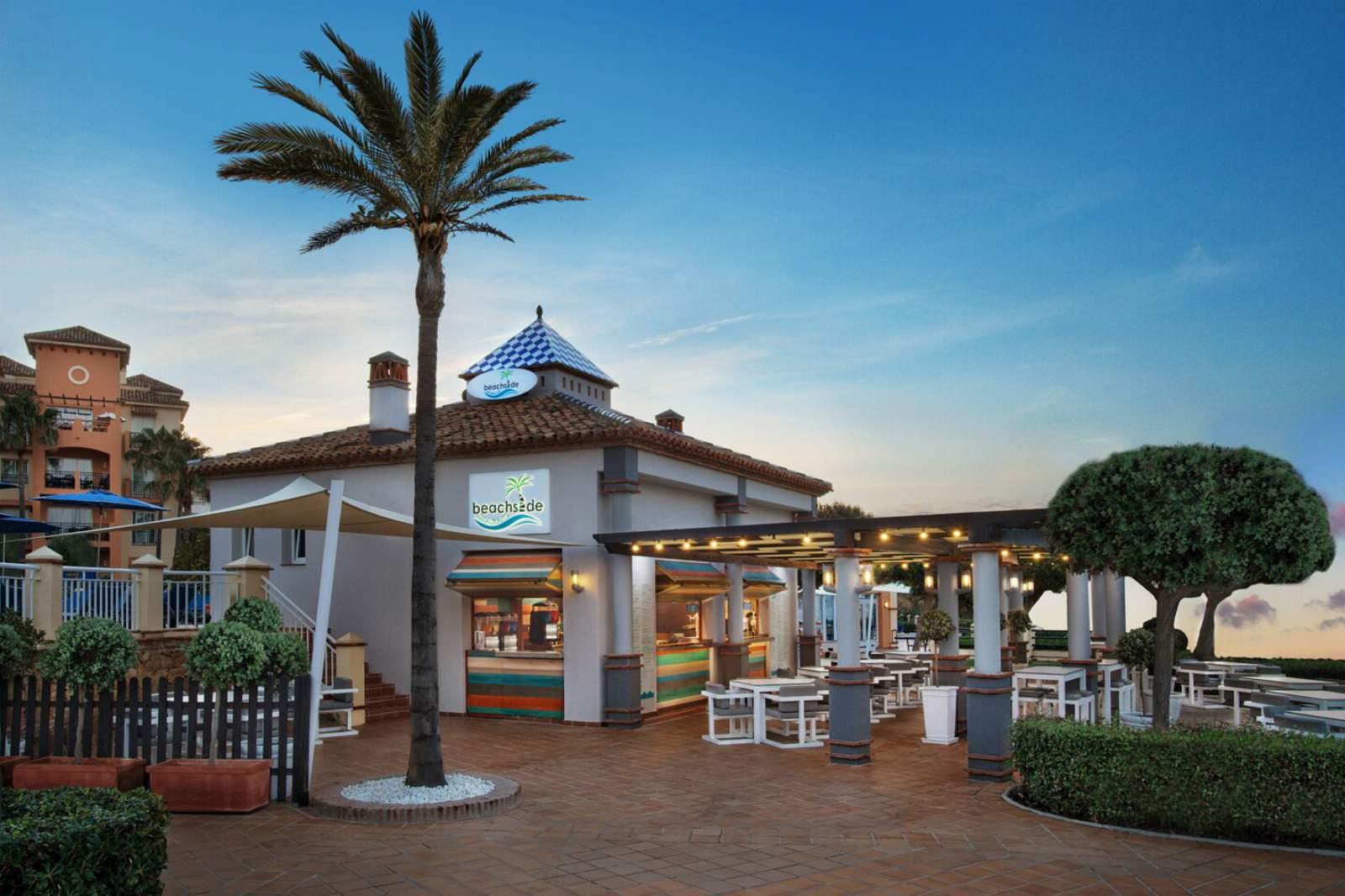 Marriott's Marbella Beach Resort - Beachside Bar & Grille