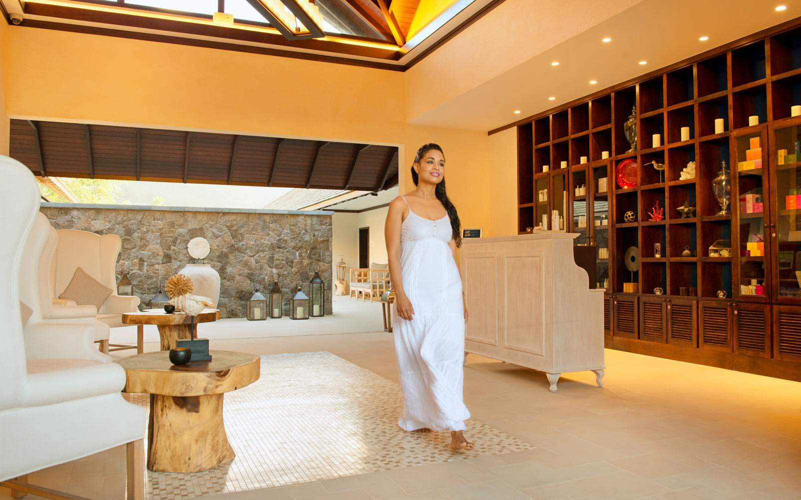 The H Resort Beau Vallon Beach - Spa