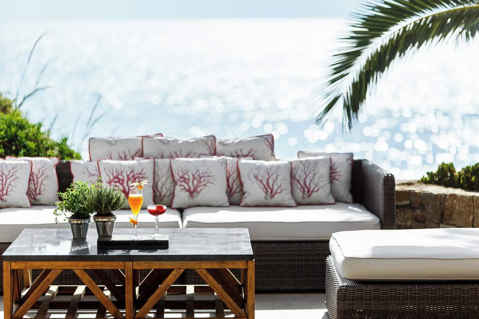 Sani Resort - Cabana Club Cocktails