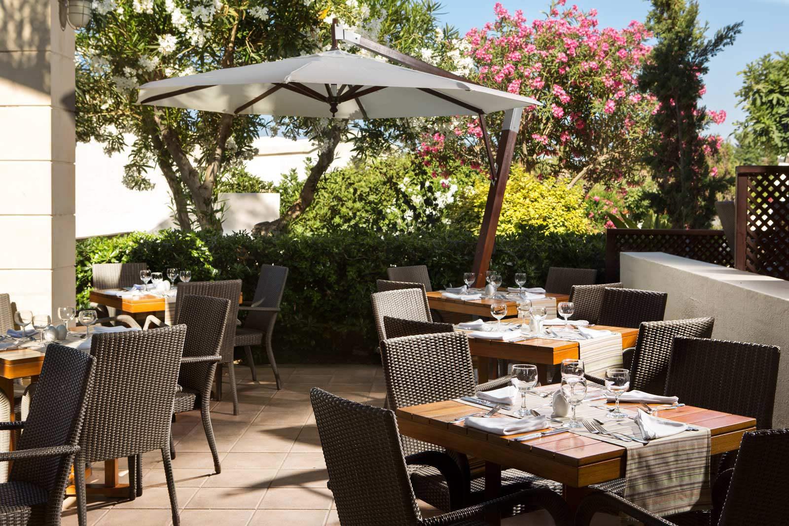 Agapi Beach Resort Main Restaurant