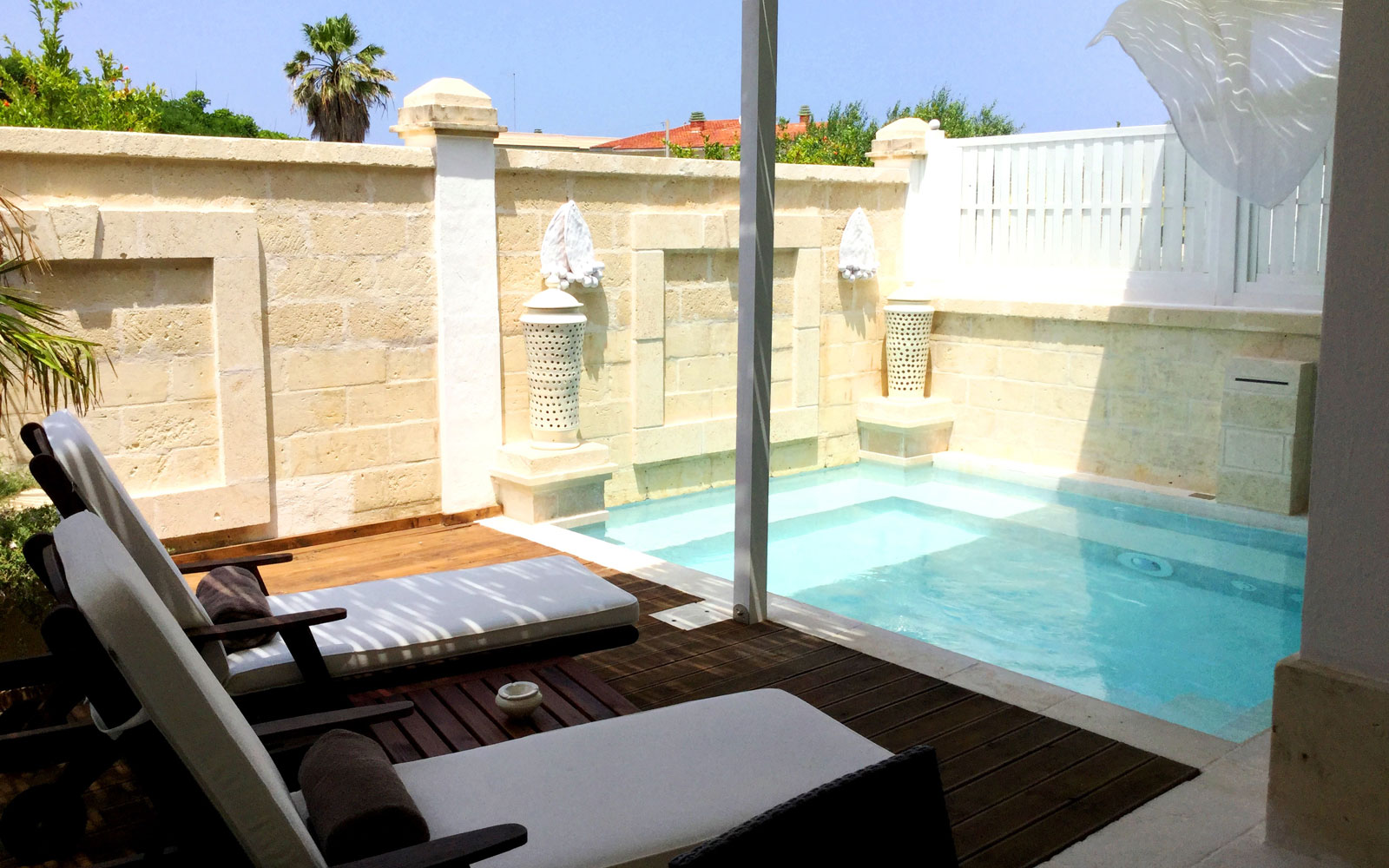 Canne Bianche Master Suite Private Pool