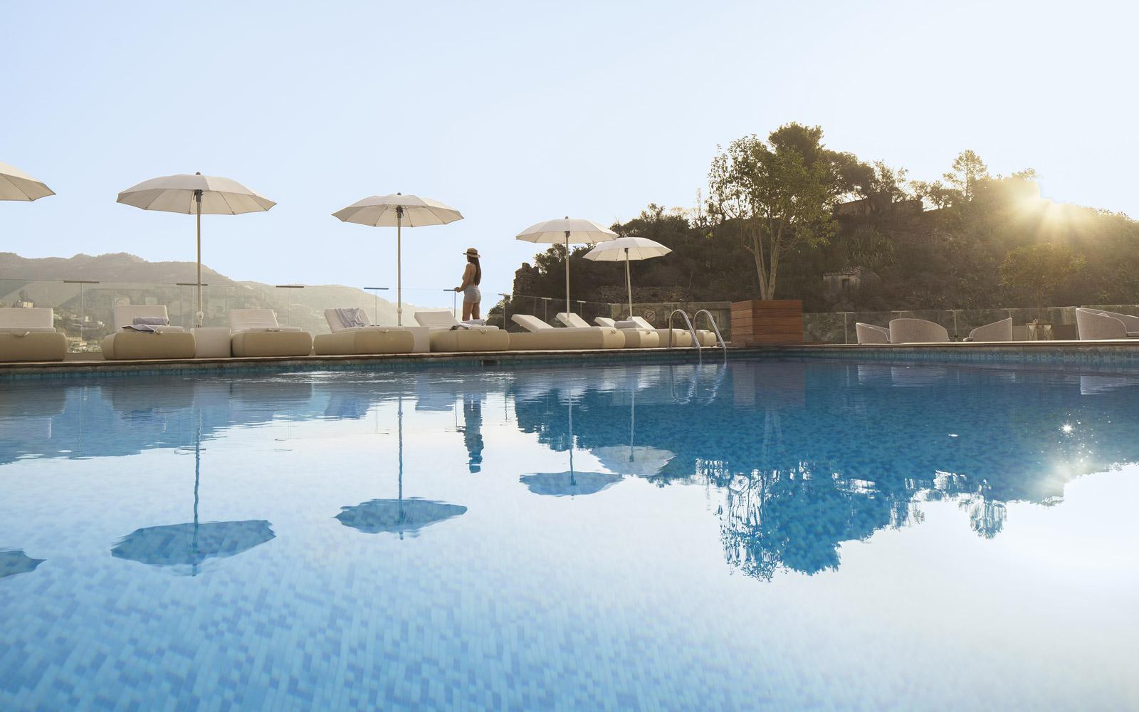 Swimming Pool at Grand Hotel Atlantis Bay