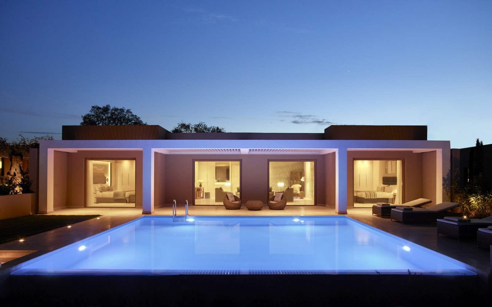Ikos Dassia 2 bedroom private villa