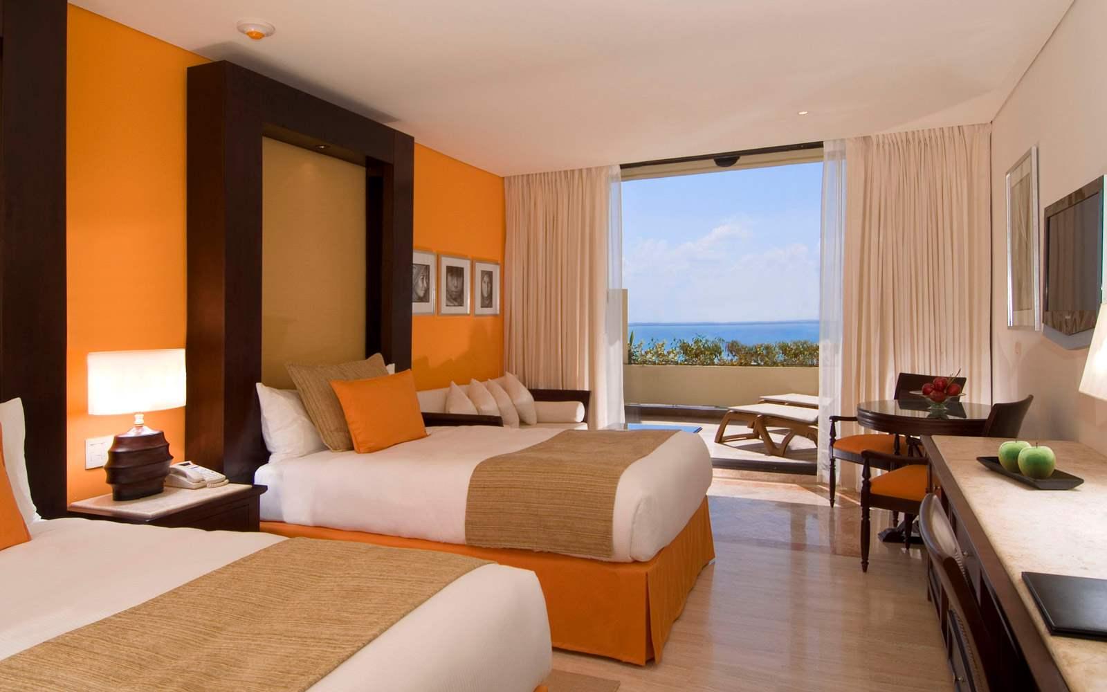 Melia Paradisus Cancun Deluxe Room