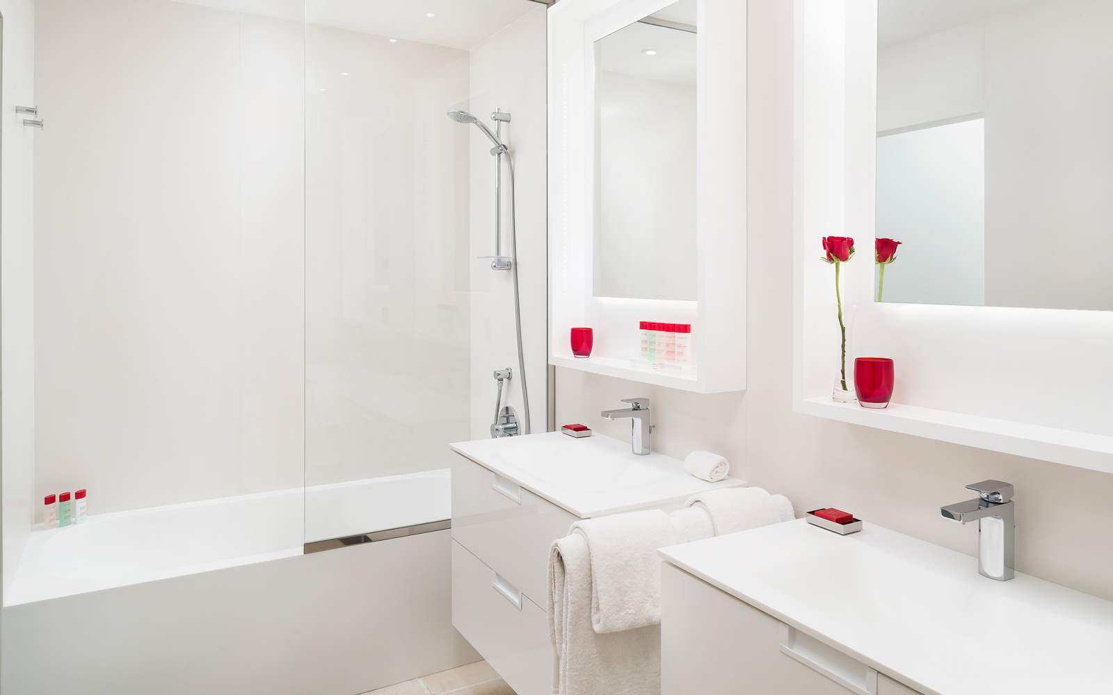 Hotel Gran Melia Don Pepe - Classic room - bathroom