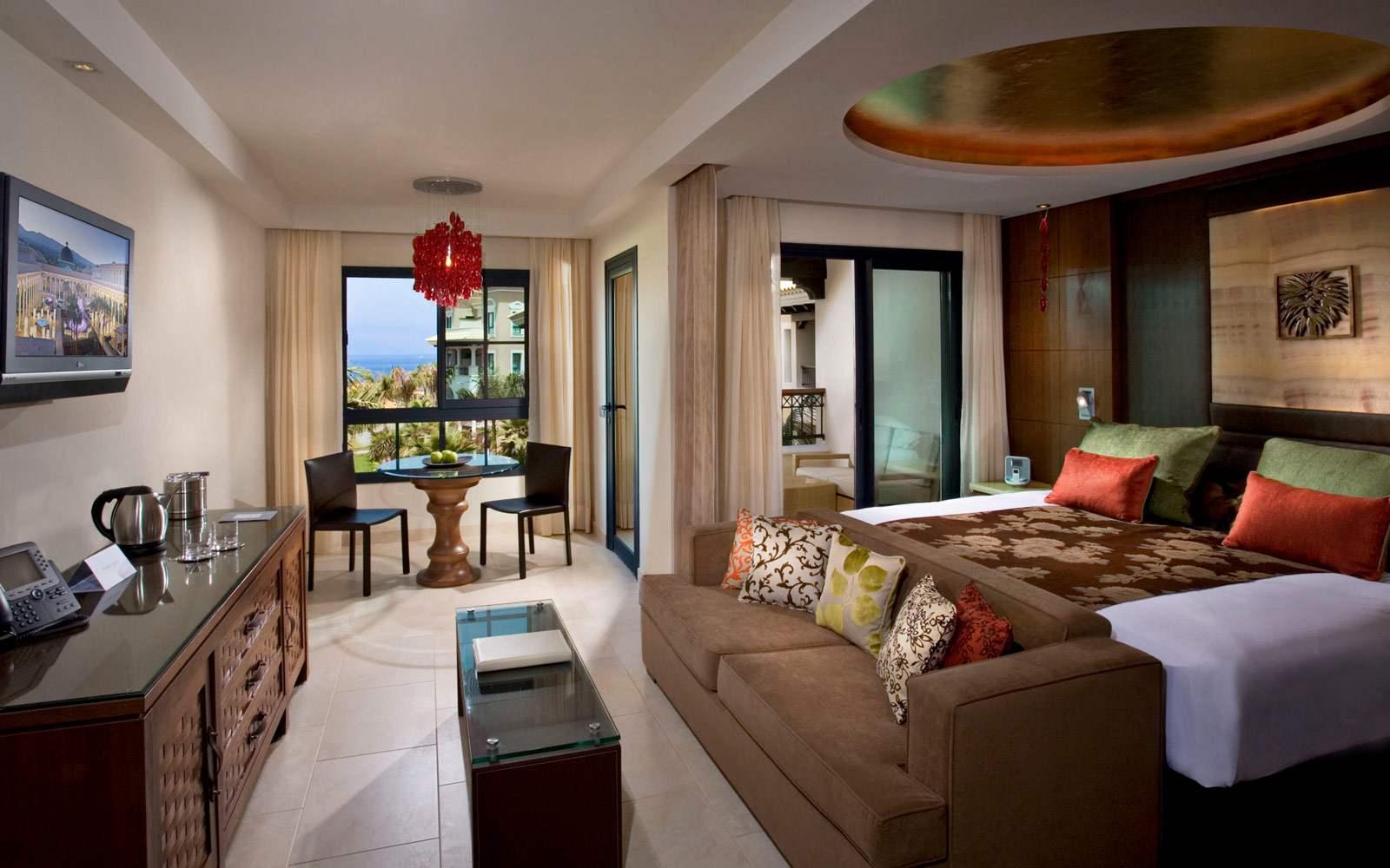 Gran Melia Palacio De Isora Deluxe Room