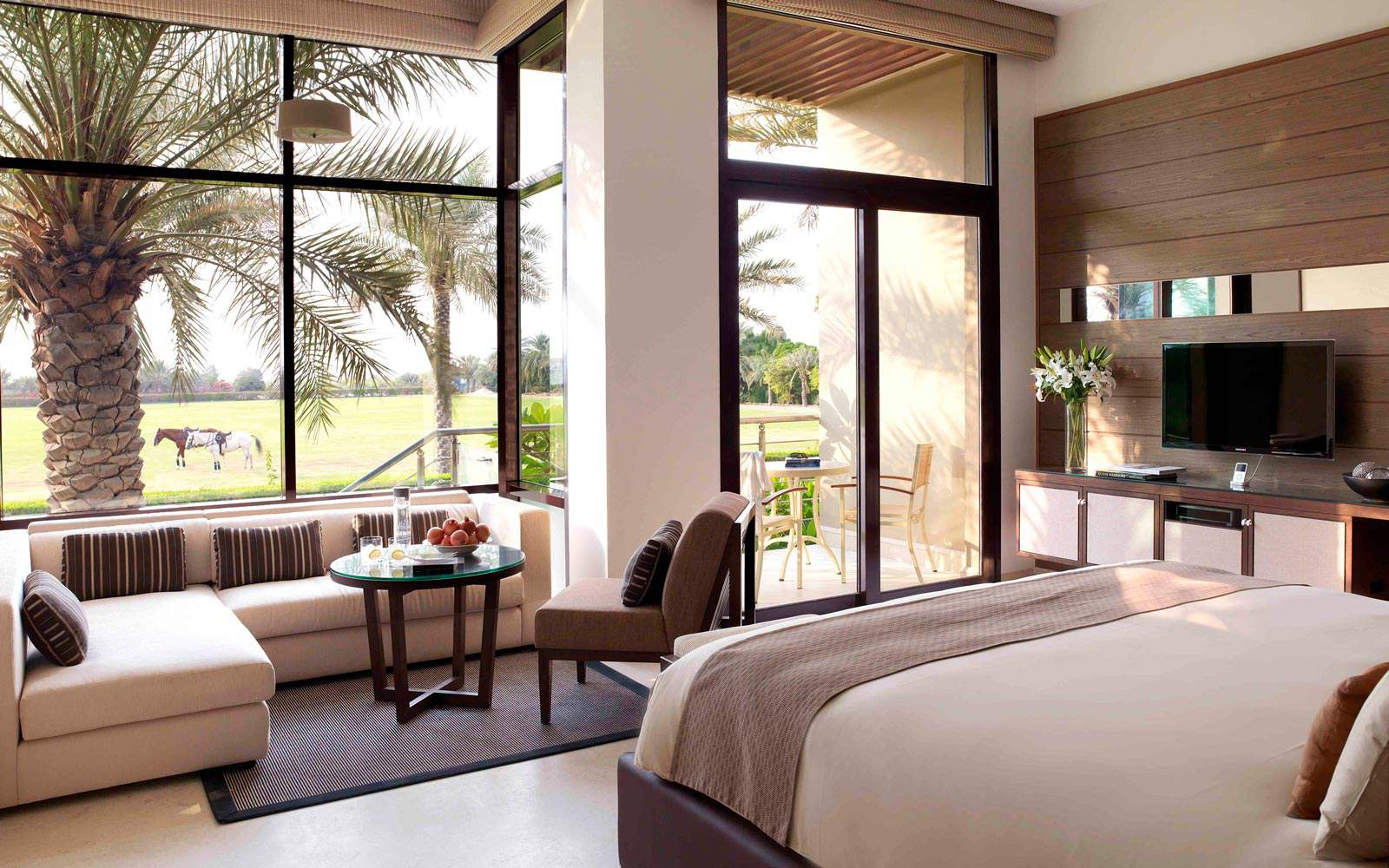 Melia Desert Palm Bathroom Polo Suite