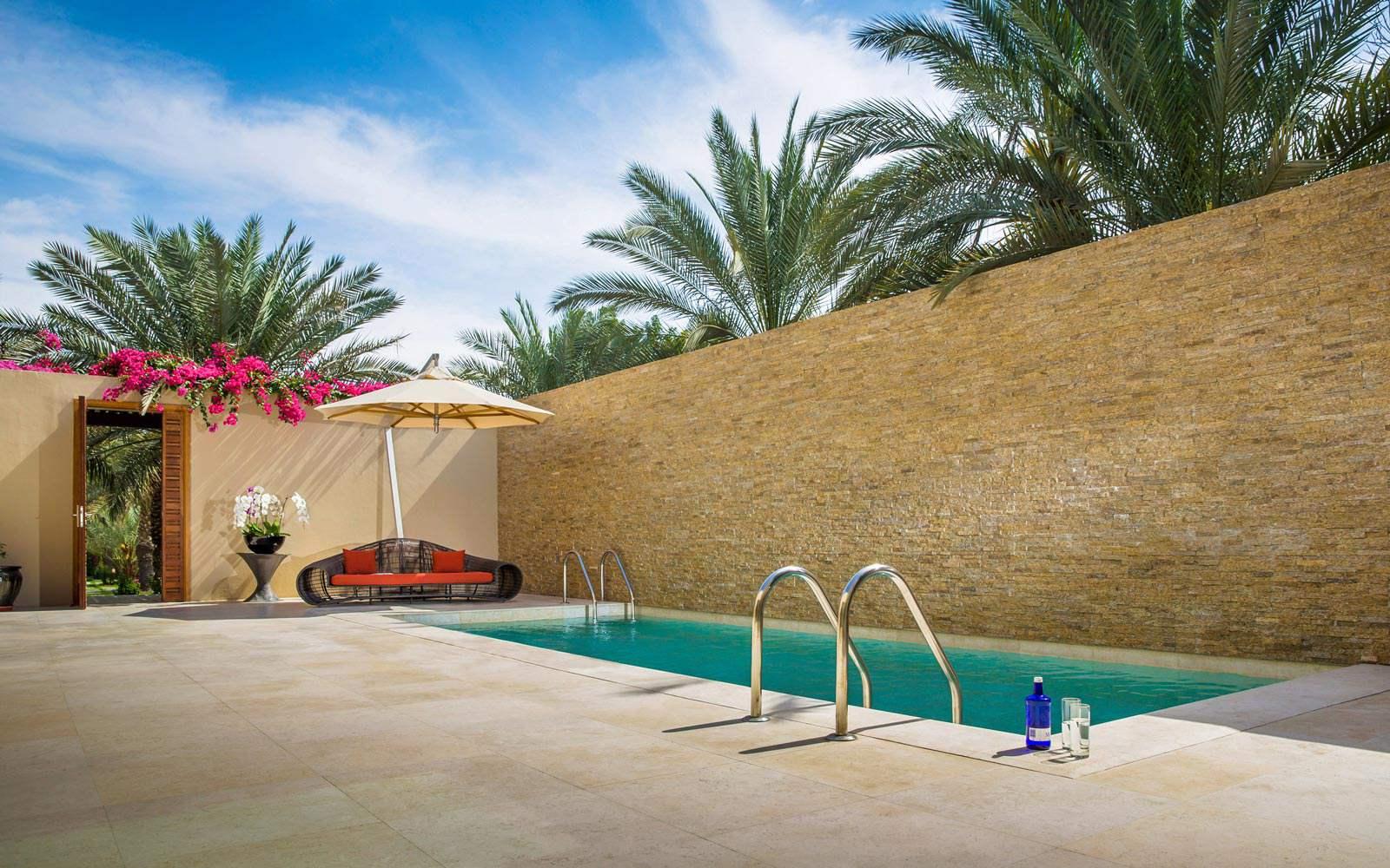 Melia Desert Palm Pool Villa