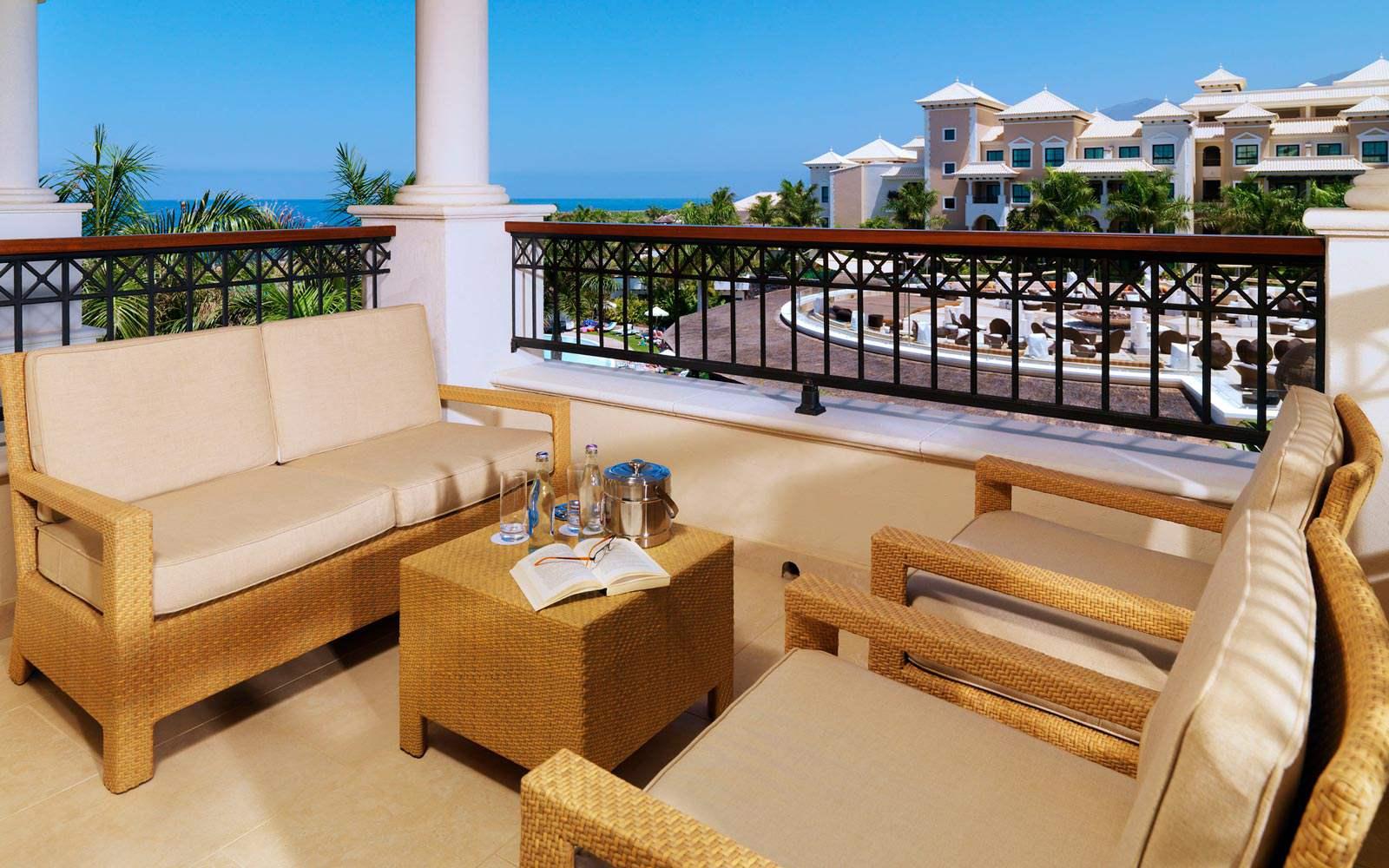 Gran Melia Palacio De Isora - Master Suite 1 bedroom - terrace