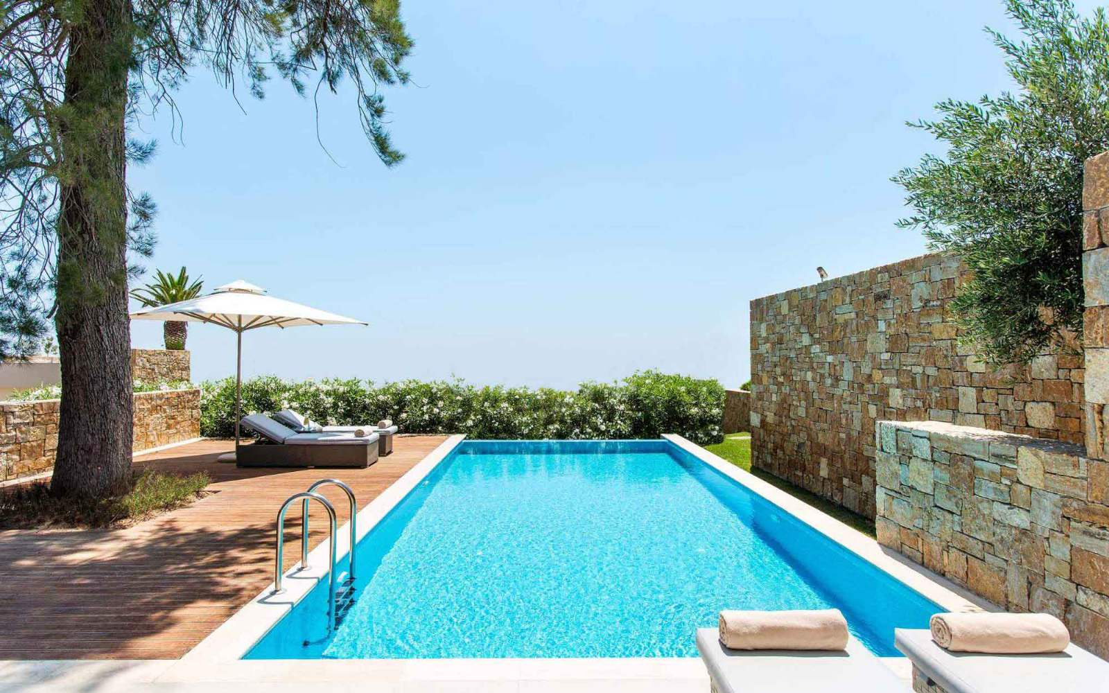 Ikos Olivia - Deluxe one bedroom bungalow with private pool