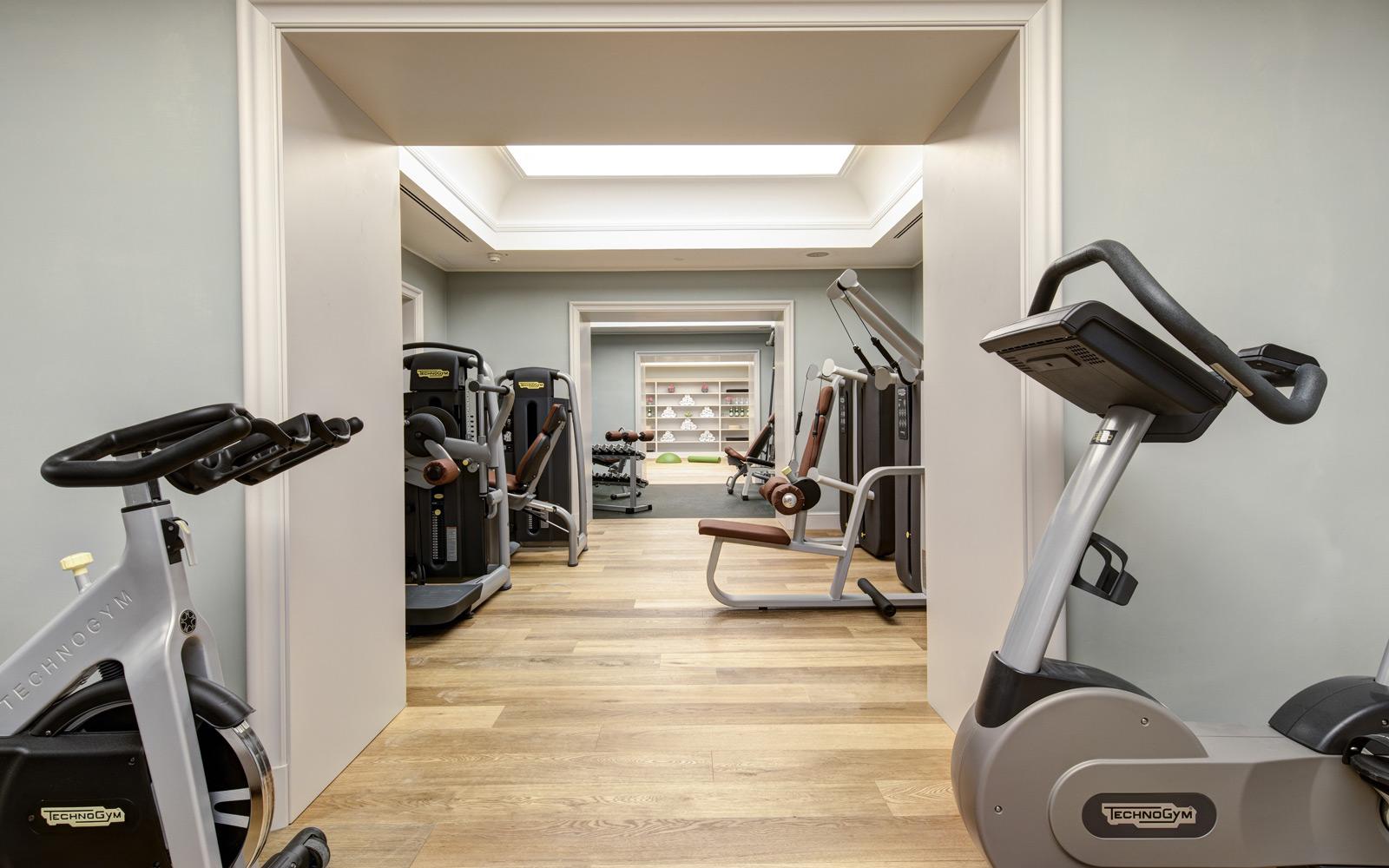Hotel Savoy Gym
