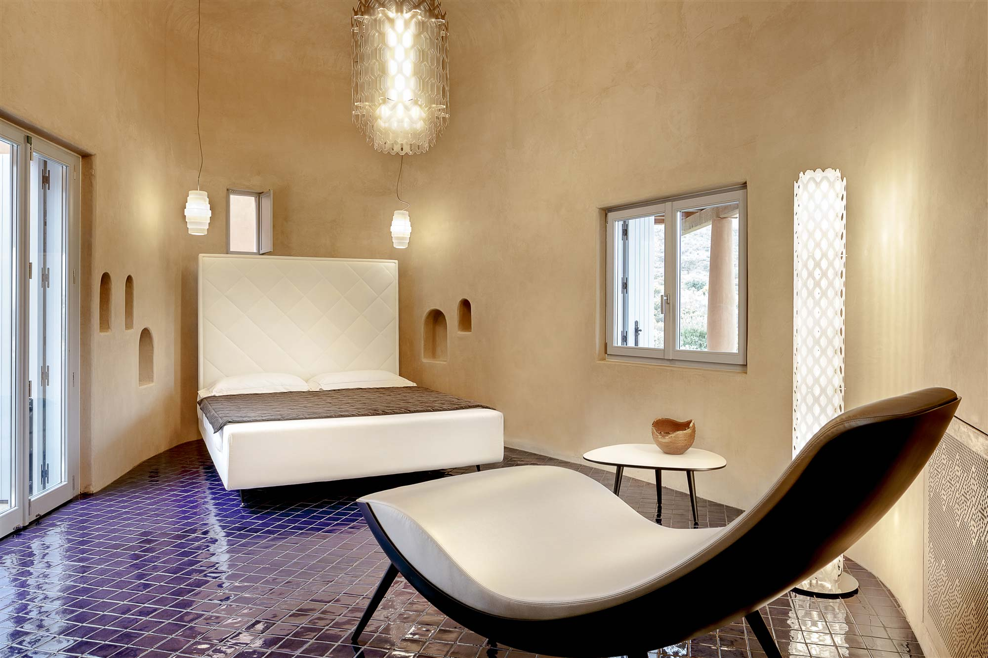 Is Molas - Villa Palas Bedroom