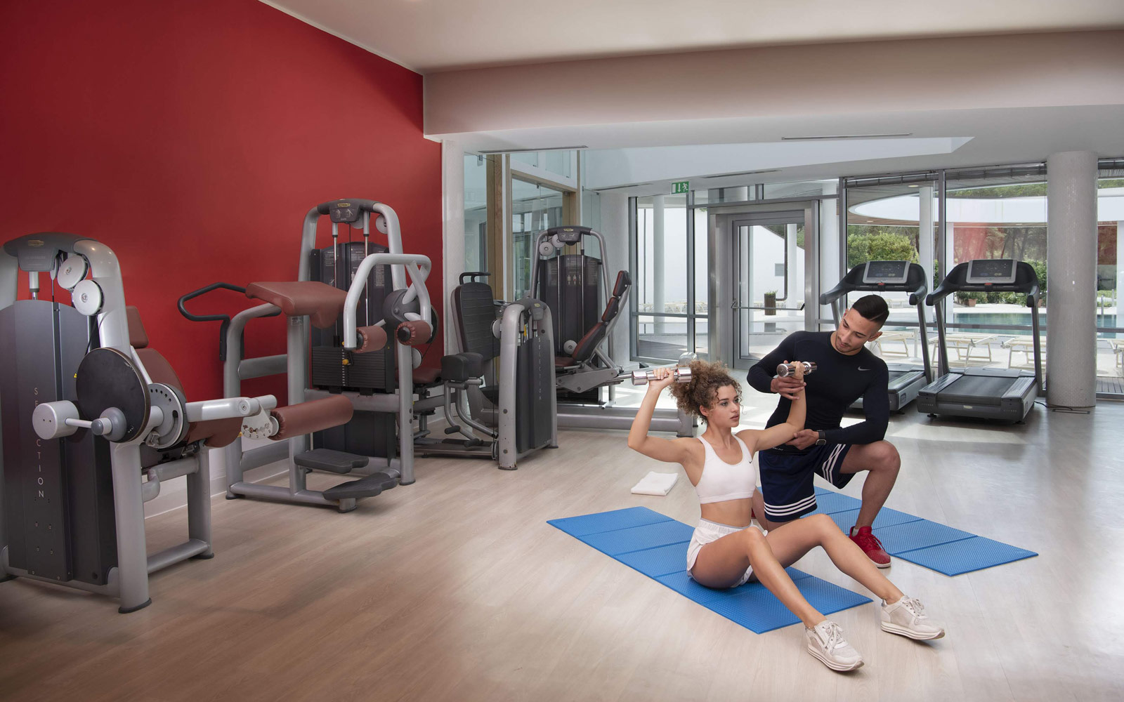 Kalidria Hotel & Thalasso Spa Techno Gym
