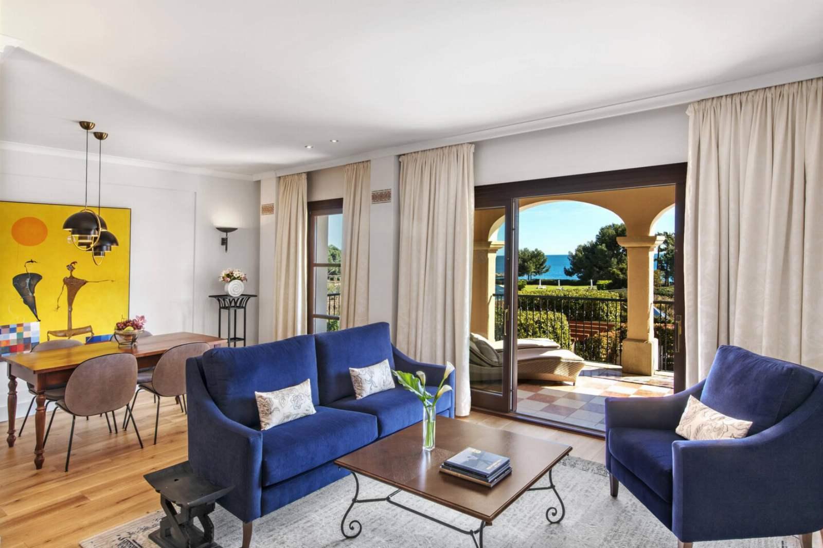 St. Regis Mardavall Resort - Ocean One Suite