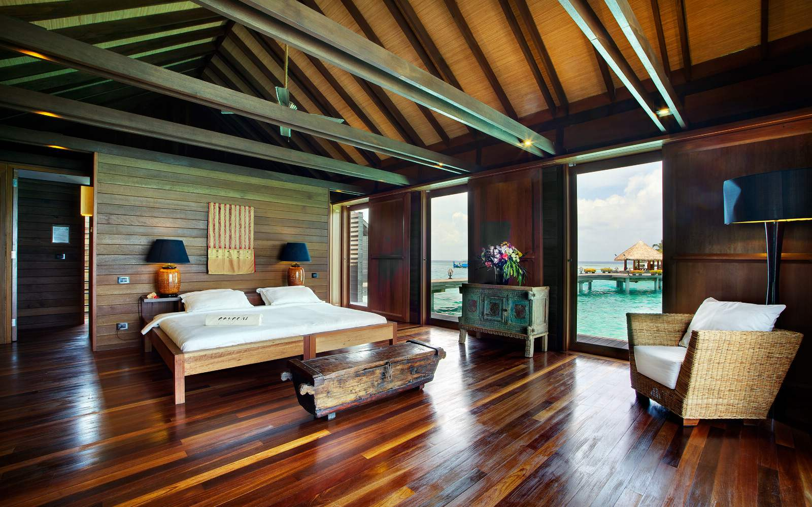 Overwater Deluxe Villa