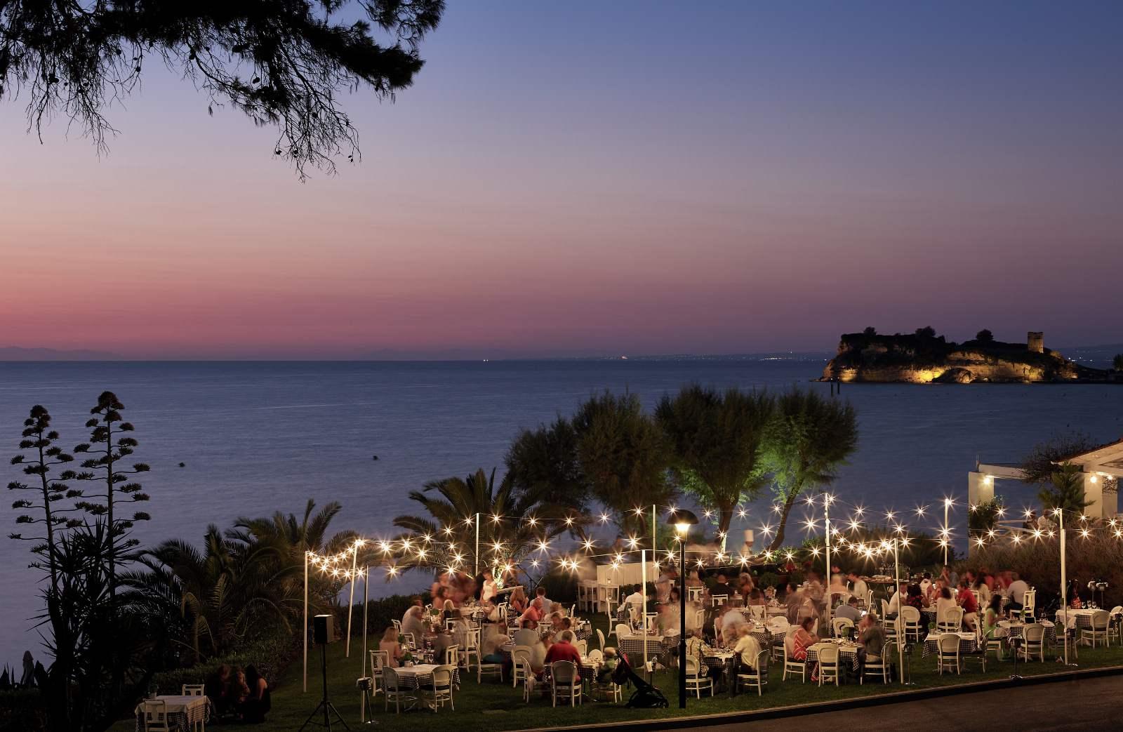 Sani Resort - Greek Night