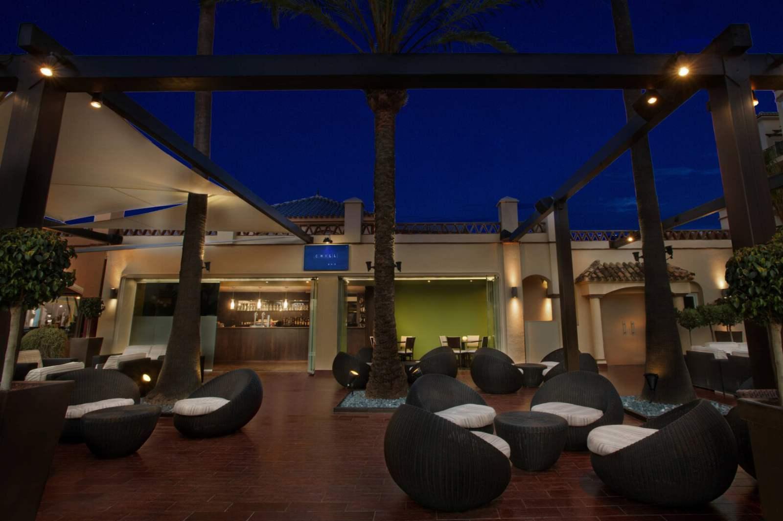 Marriott's Marbella Beach Resort - Chill Bar