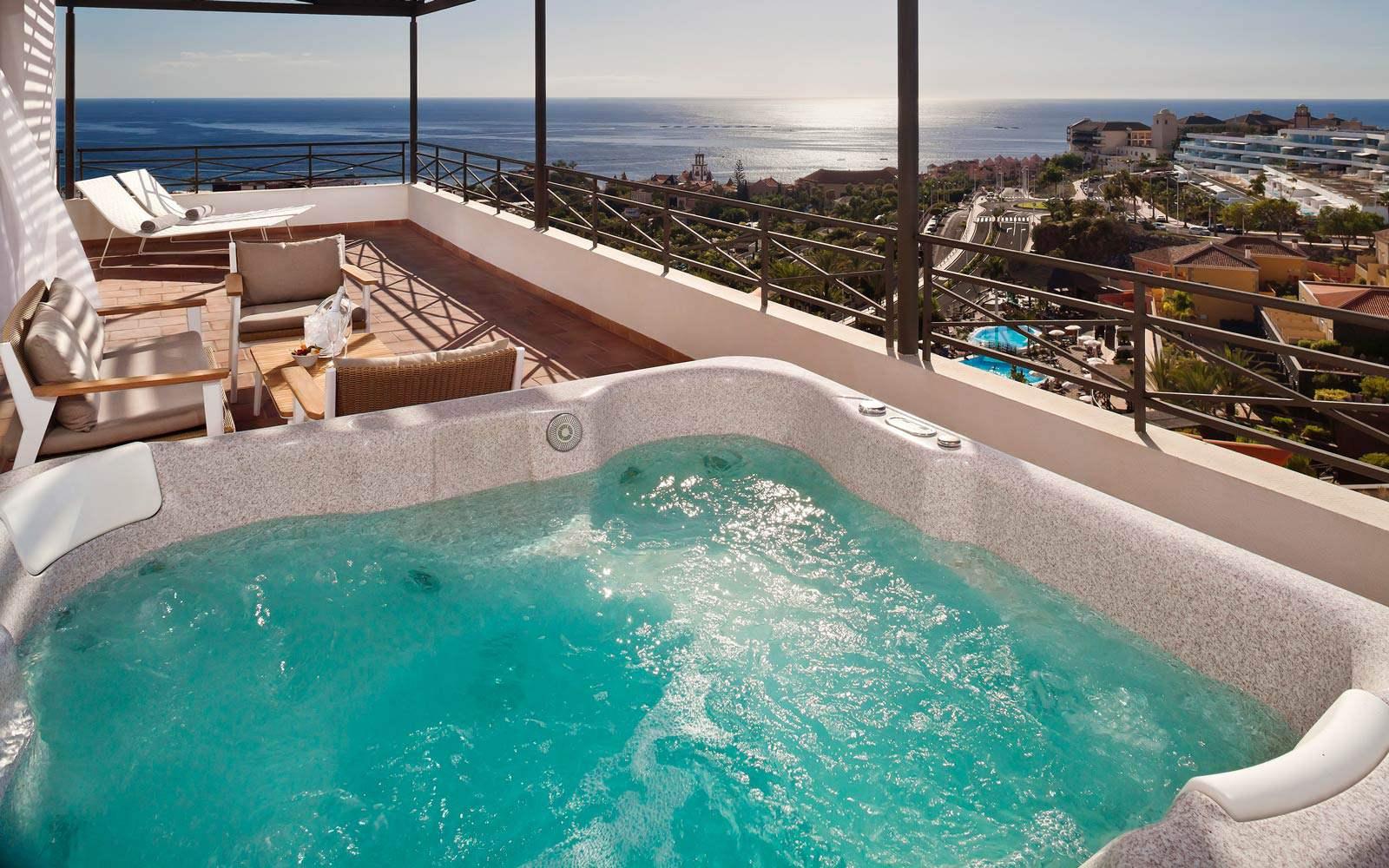 Melia Jardines del Teide - Presidential Suite - Terrace