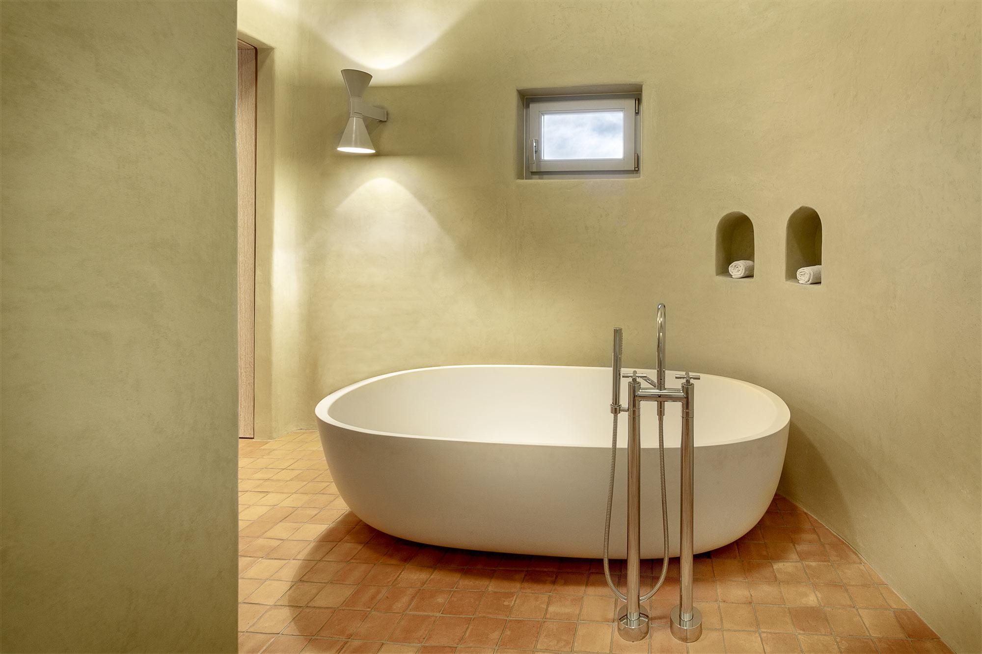 Is Molas - Villa Palas Bathroom