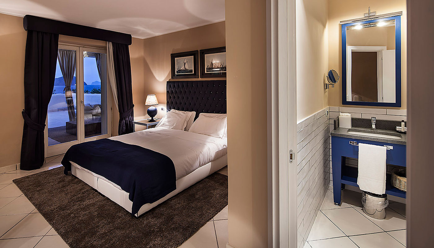Panarea Suite at Therasia Resort & Spa