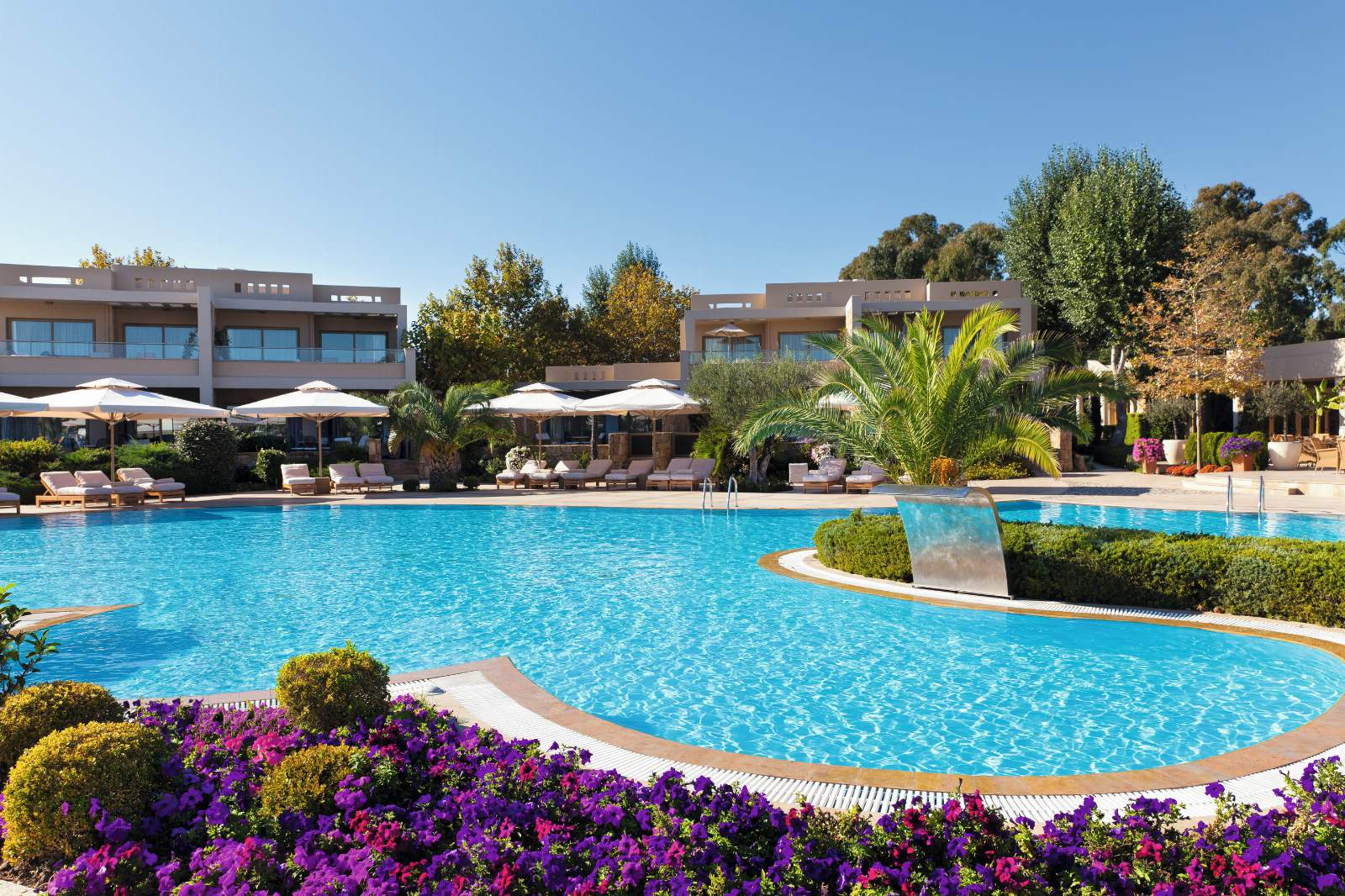 Sani Resort - Sani Asterias Main Pool