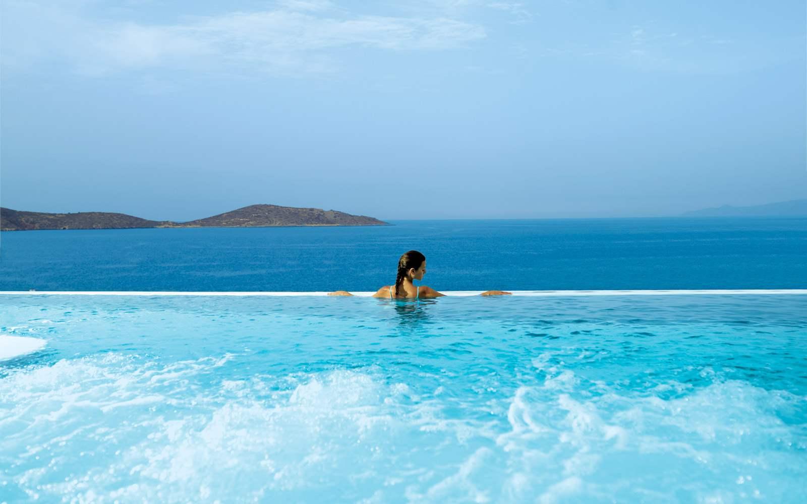 Porto Elounda Golf & Spa - Six senses spa