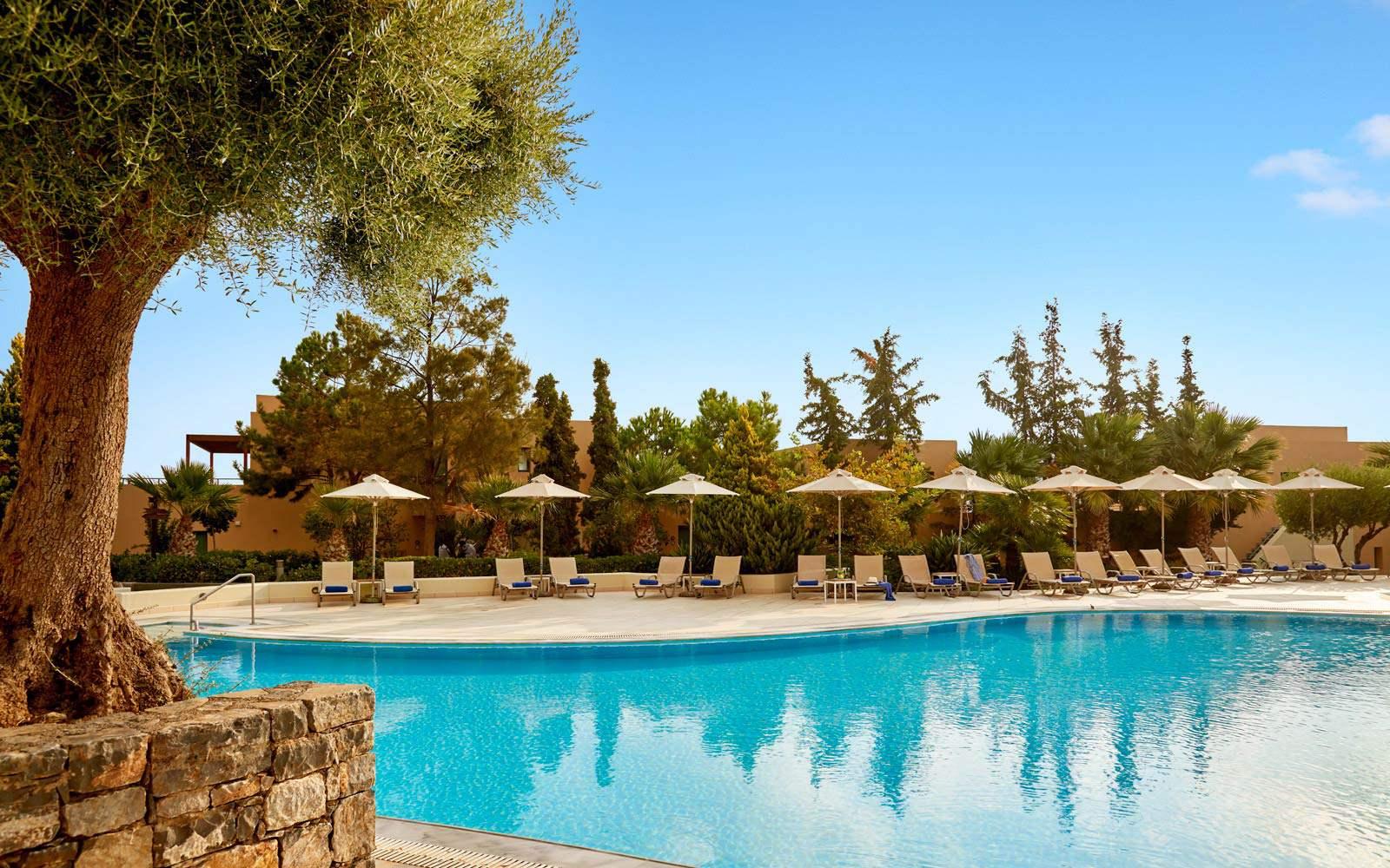 Village Heights Resort Swimming Pool