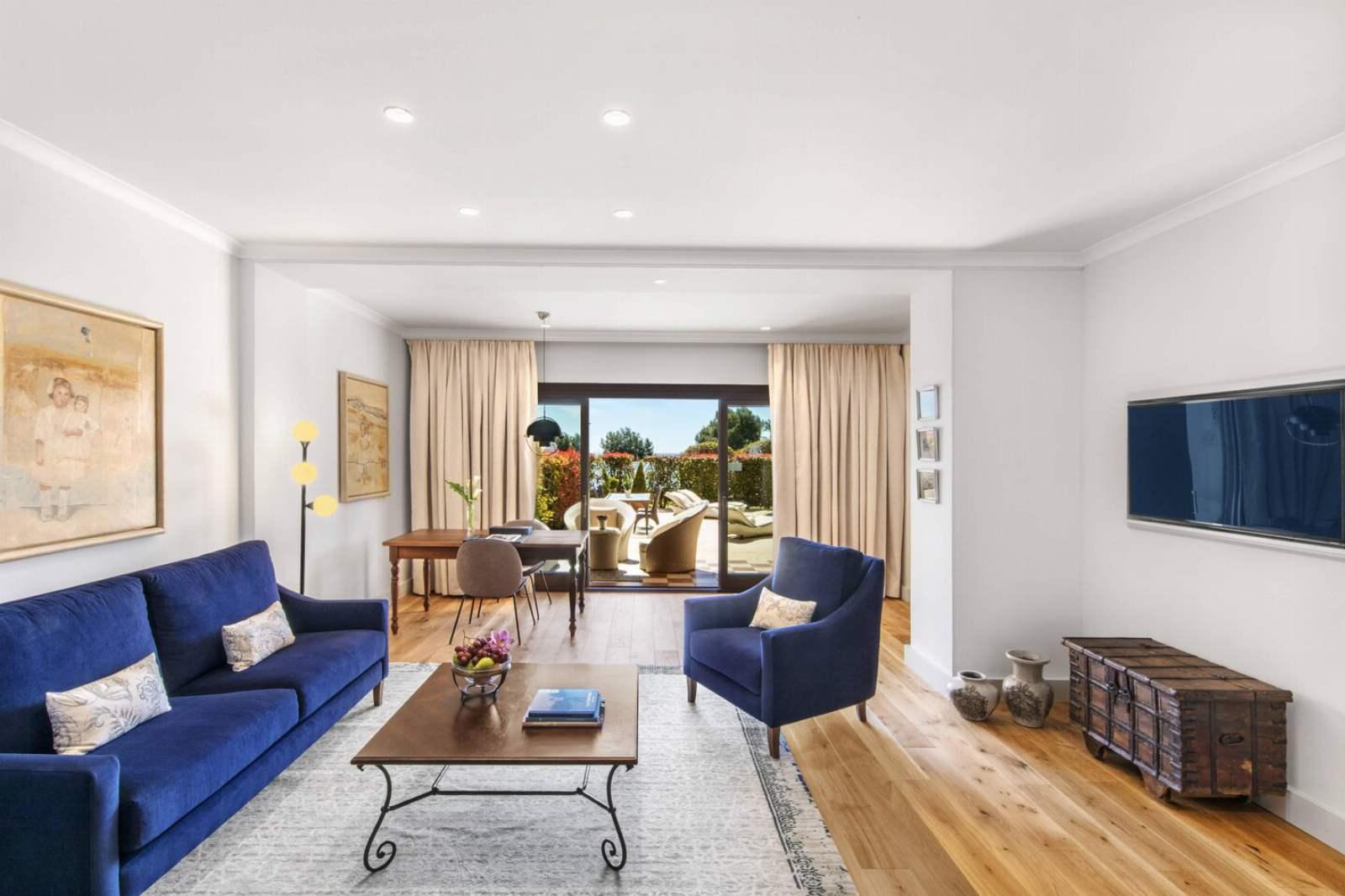 St. Regis Mardavall Resort - Blue Oasis Suite