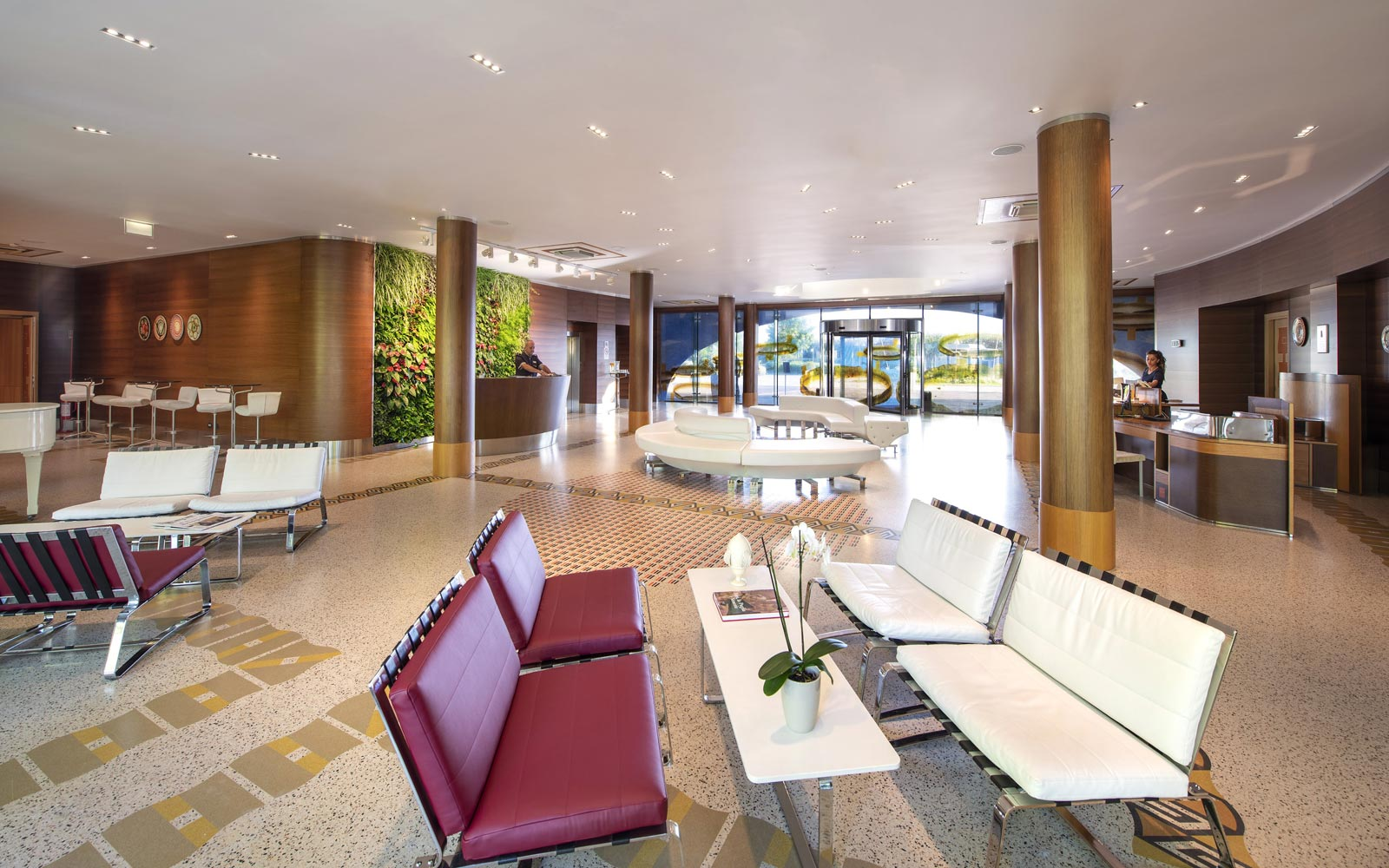 Kalidria Hotel & Thalasso Spa Reception Hall