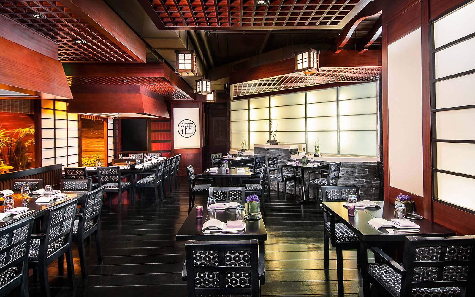 Sheraton La Caleta Resort & Spa - Kamakura Restaurant